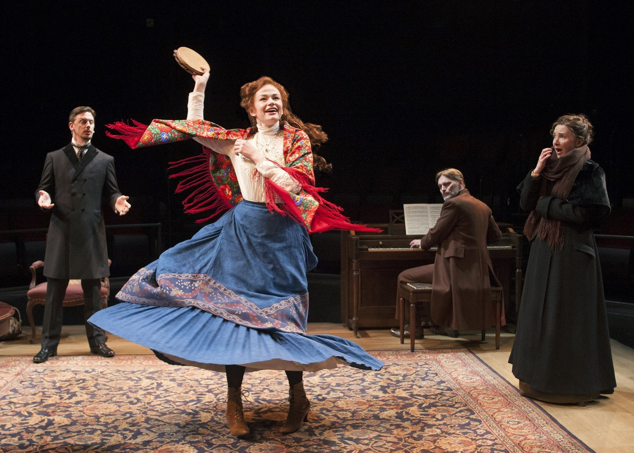 Review Doll S House Has Sweeping Power The San Diego Union Tribune