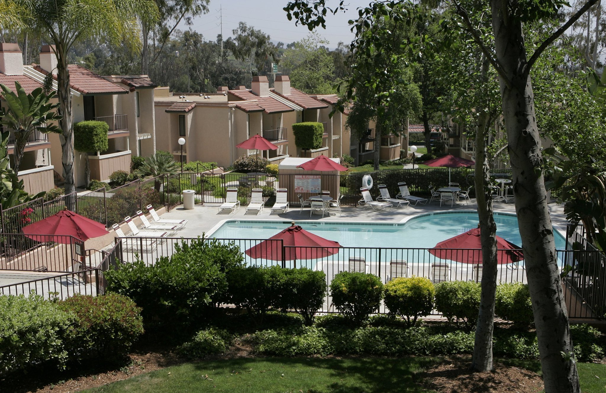 New pool rules for rental complexes the san diego union - California swimming pool building codes ...