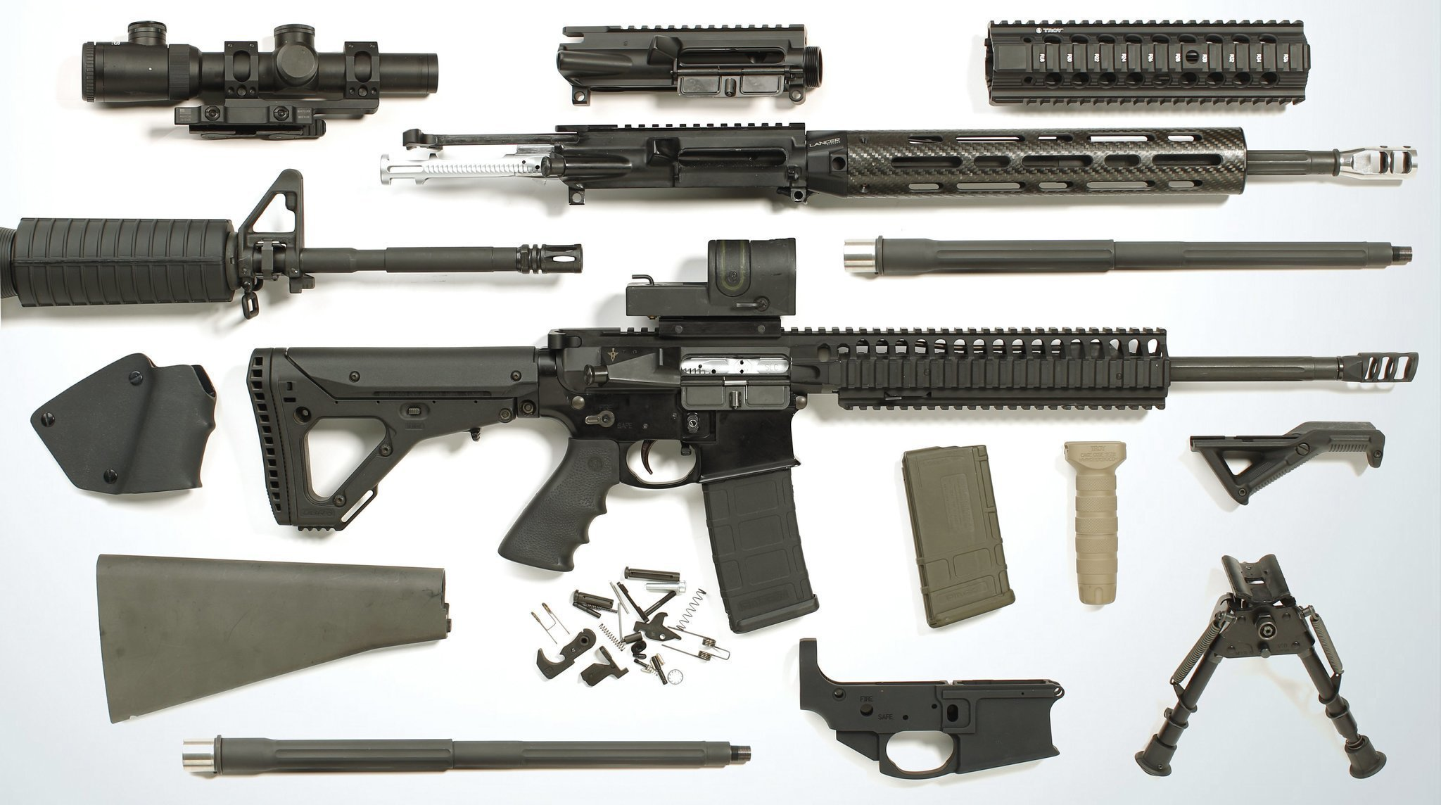 how california restricts assault rifles - the san diego union-tribune