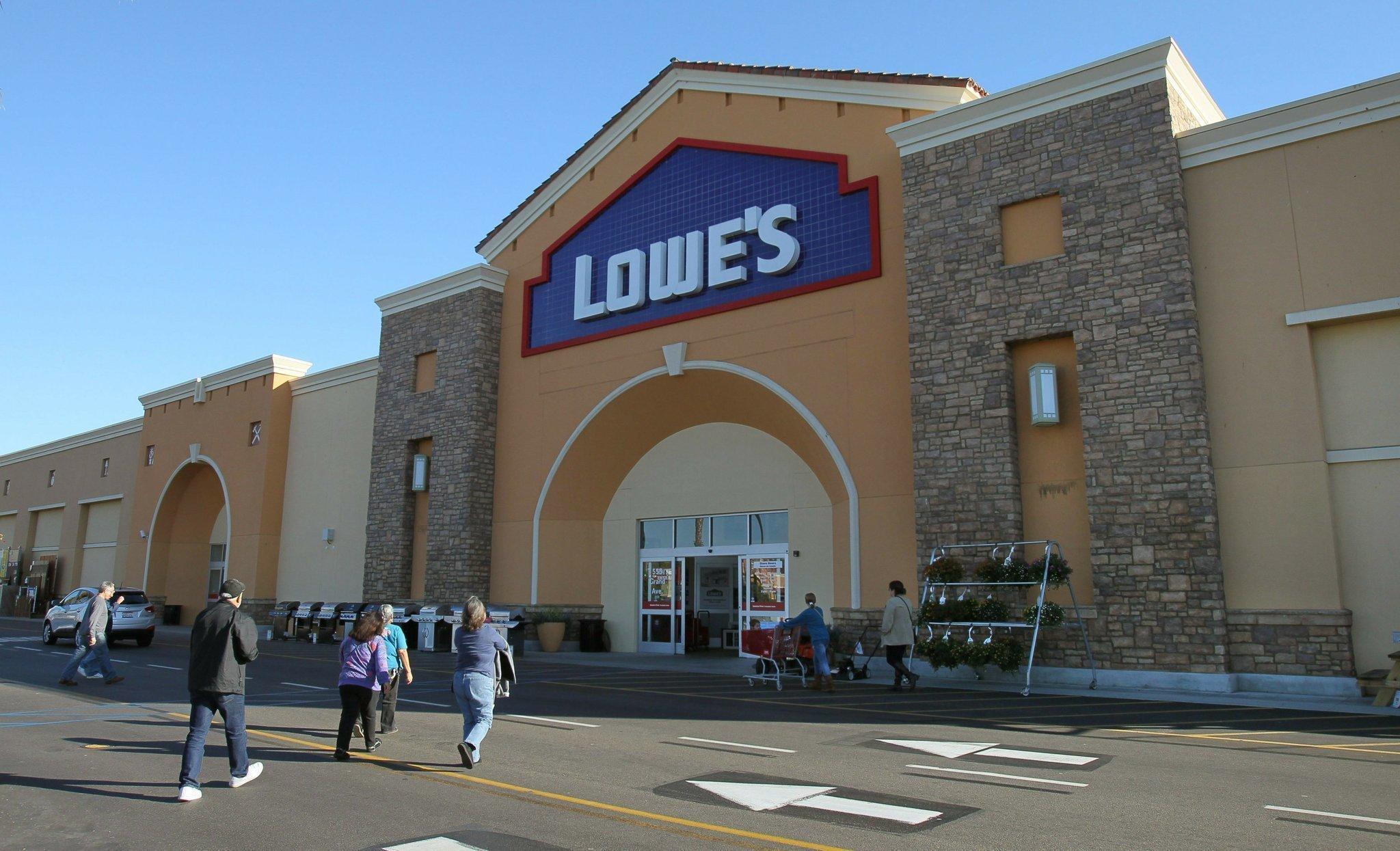 Sm Will Buy Closing Lowe S Store The San Diego Union Tribune