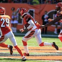 3a9f8ca4f Cincinnati Bengals cornerback Terence Newman (23) returns a fumble for a 58  yard touchdown. The San Diego Union-Tribune