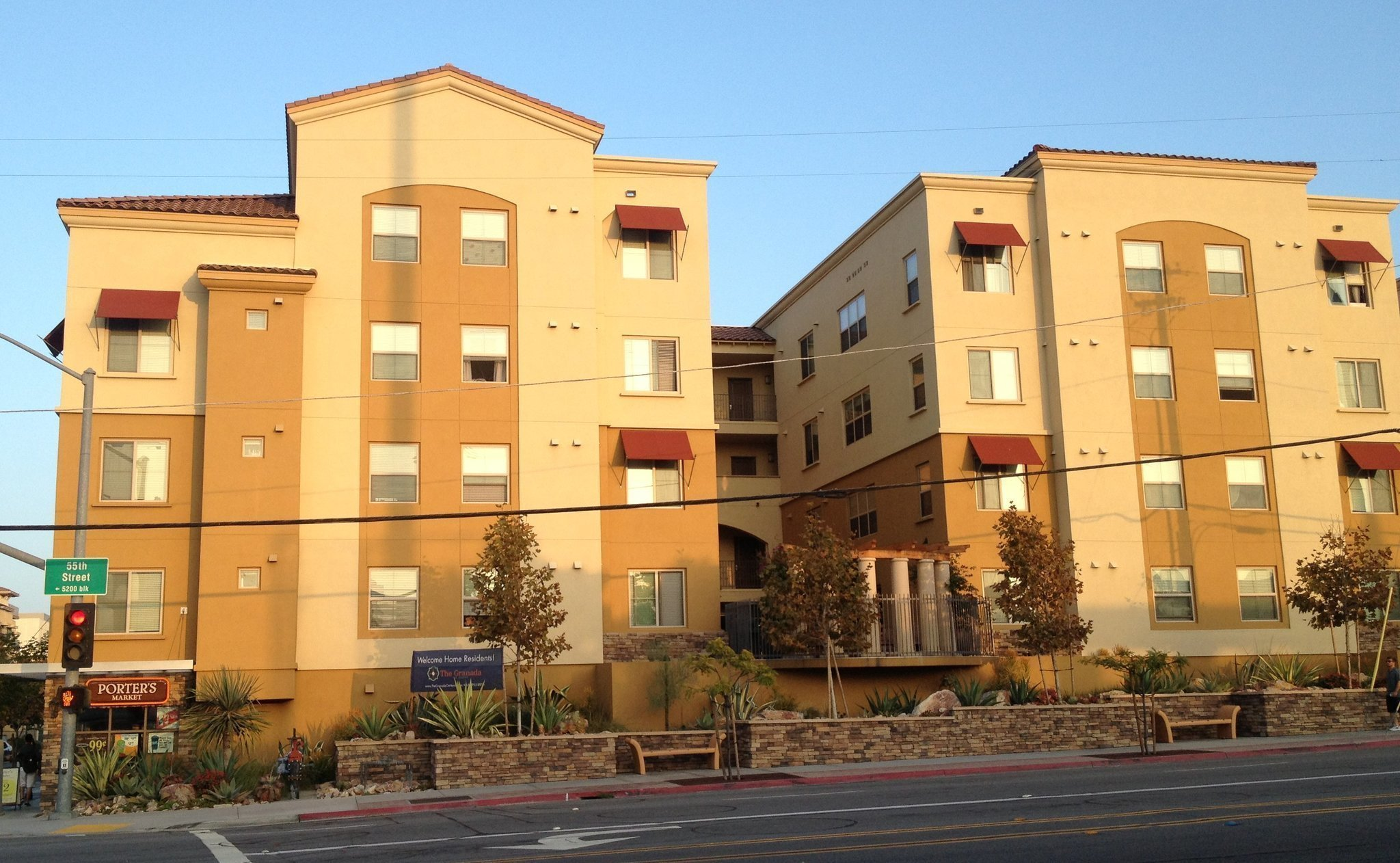 Sdsu apartments may be priciest ever the san diego union - Apartment complexes san diego ...