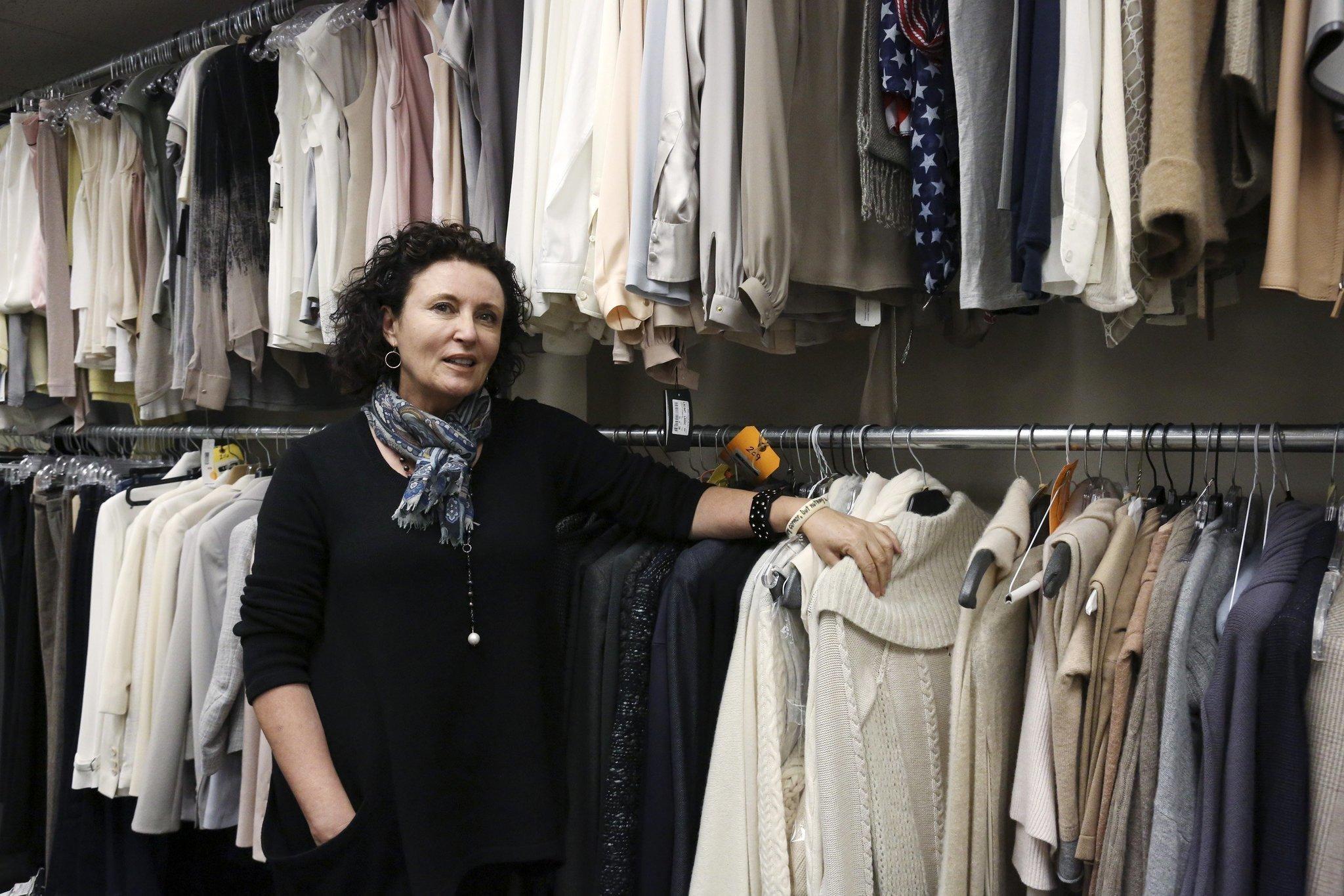 7c0662fa9c66 Washington s  Scandal  closet holds many outfits - The San Diego  Union-Tribune