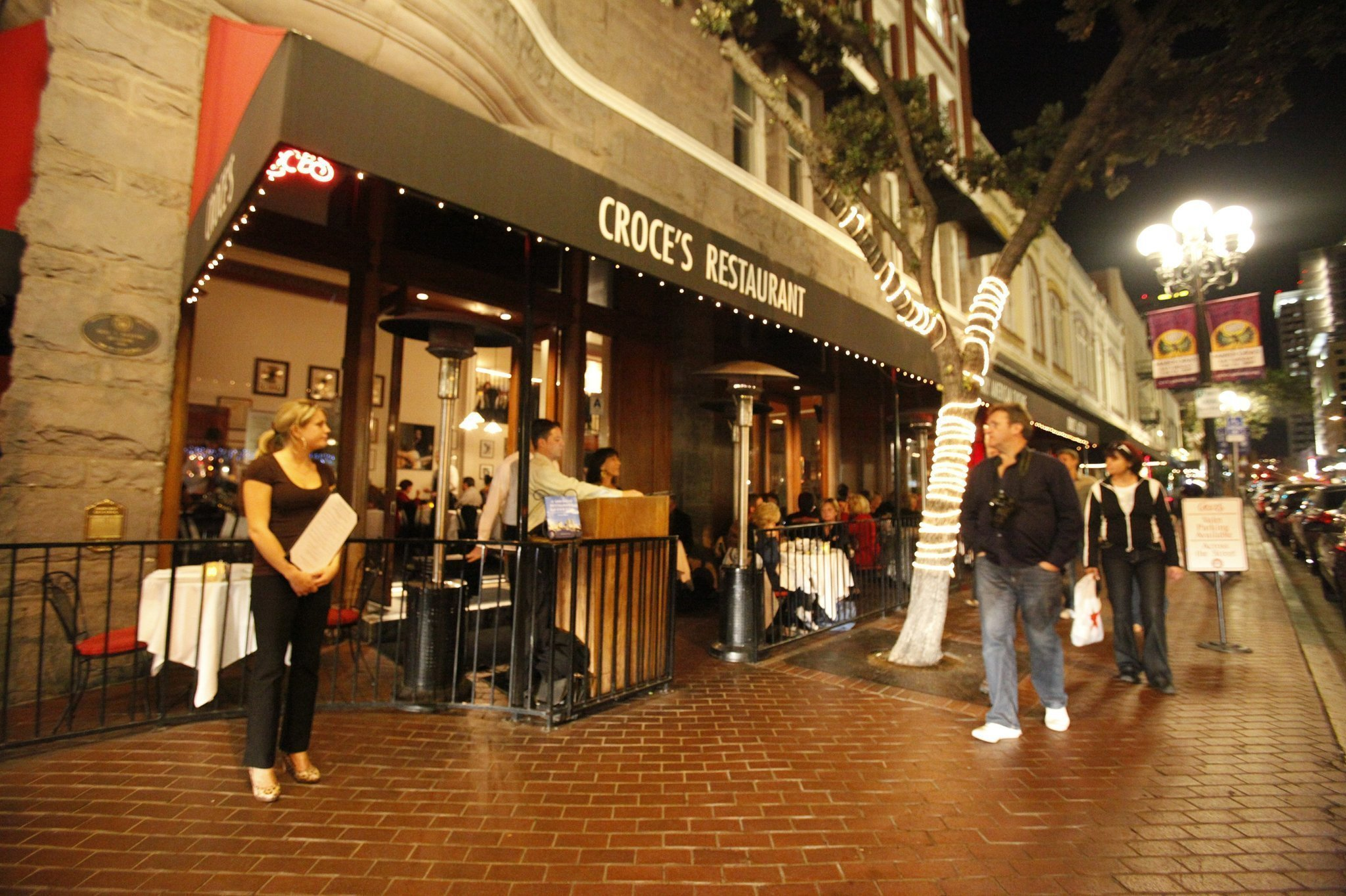 Croces Bids Farewell To The Gaslamp The San Diego Union Tribune