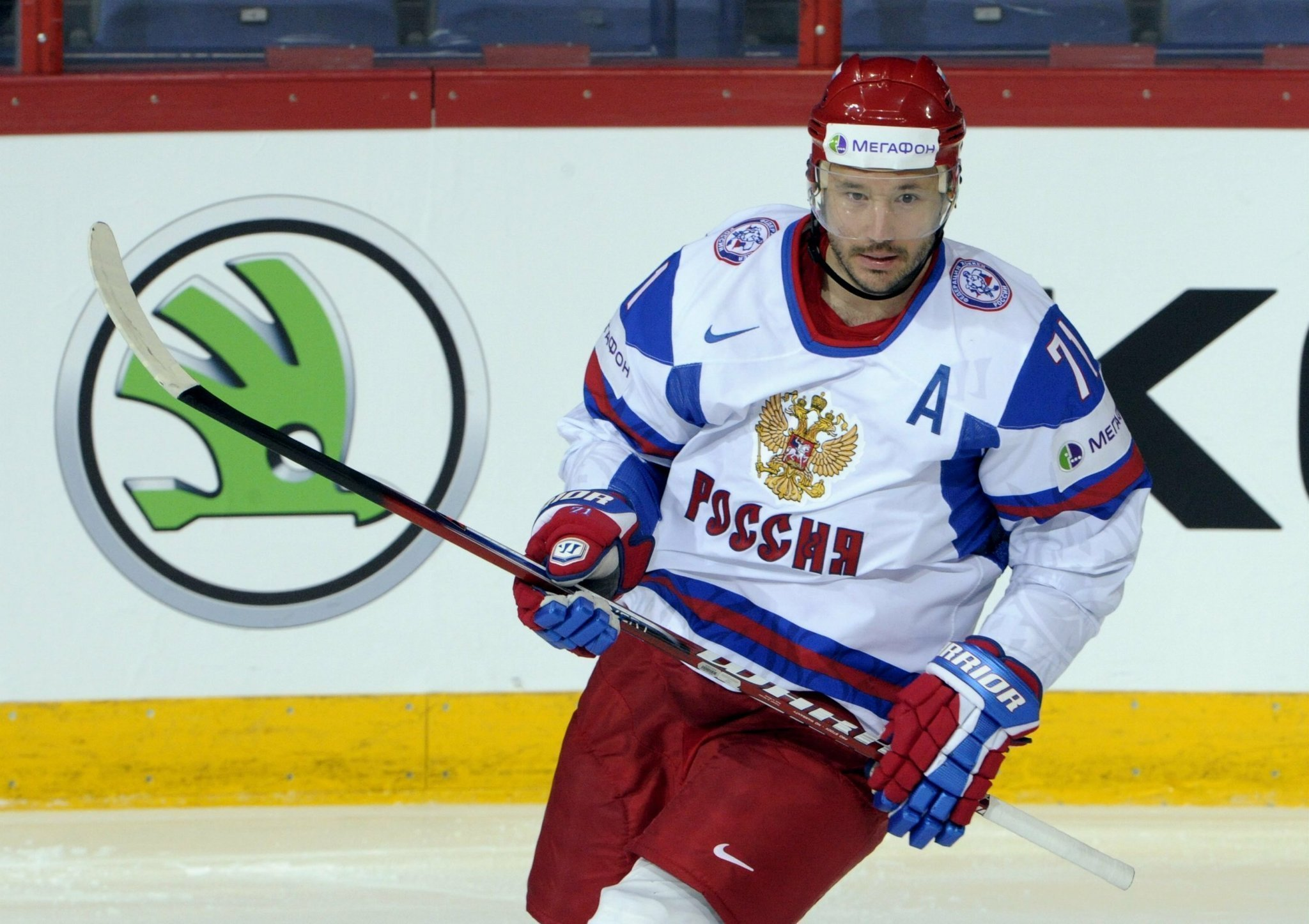 12bd23106 Kovalchuk likes life in Russia after stunning exit - The San Diego Union -Tribune