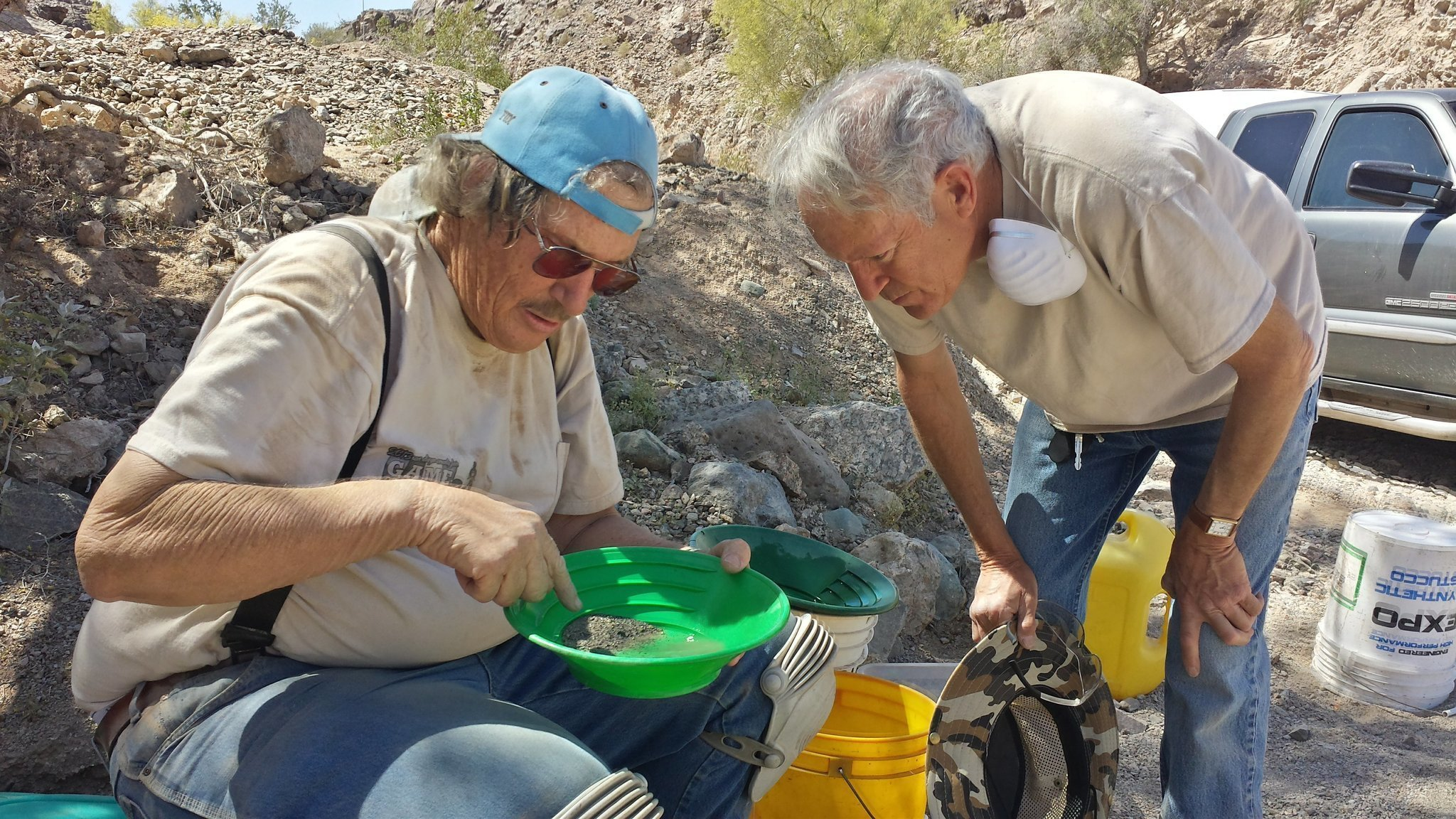 Learn gold prospecting locations california