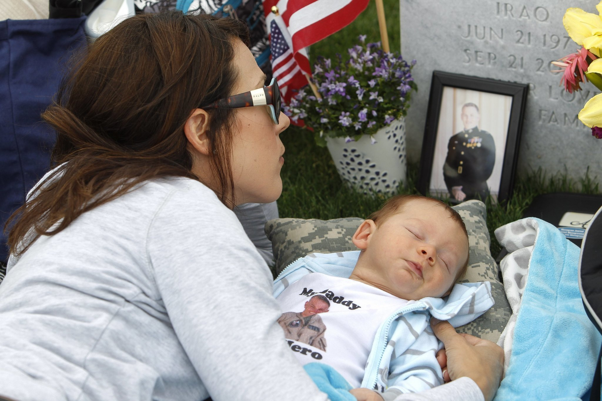 San Diego Motorcycle >> At national cemetery, sentinels to love - The San Diego Union-Tribune