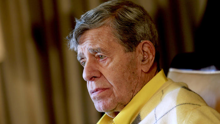 Jerry Lewis in 'Max Rose'