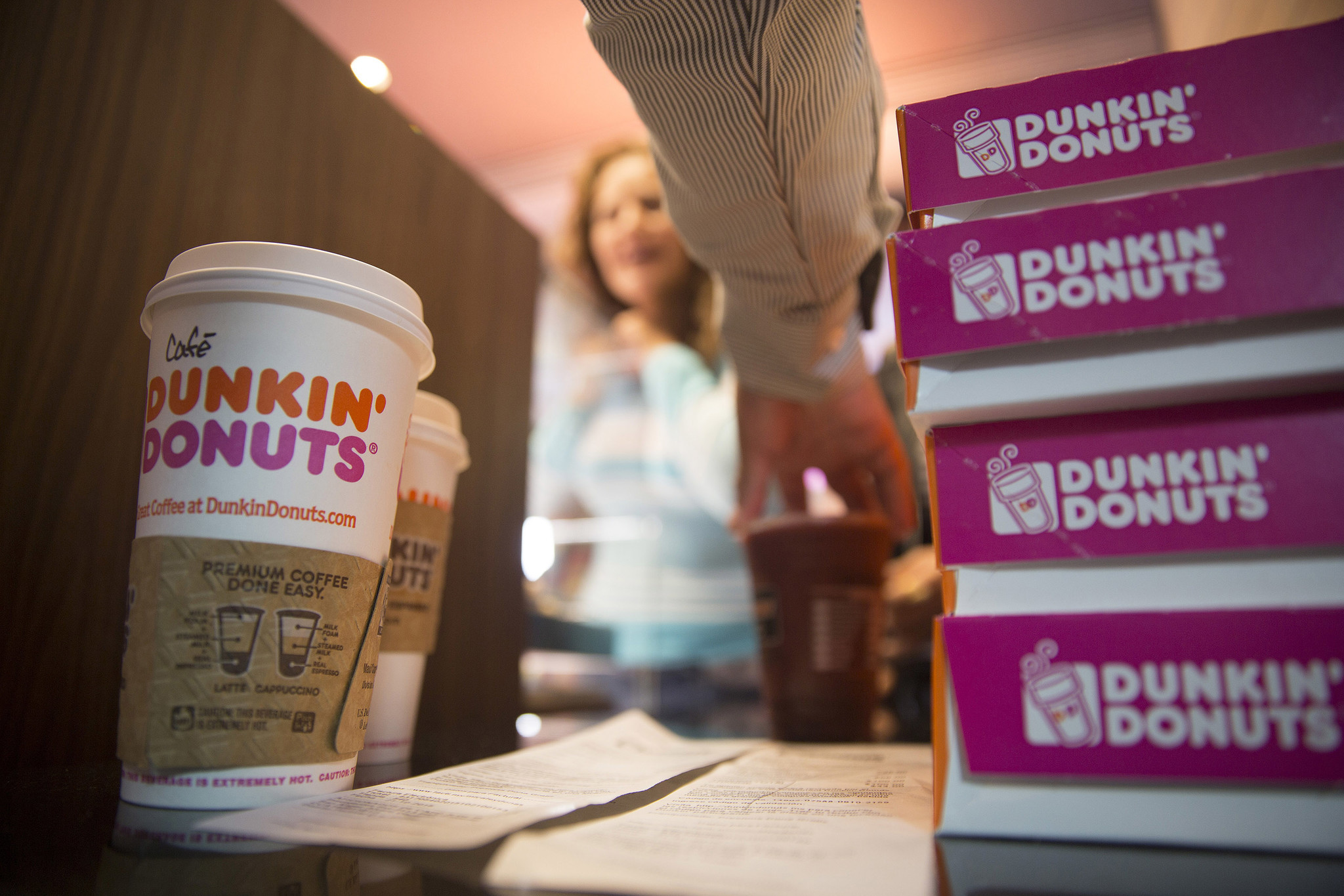 Ravens enter new partnership with Dunkin' Donuts ...