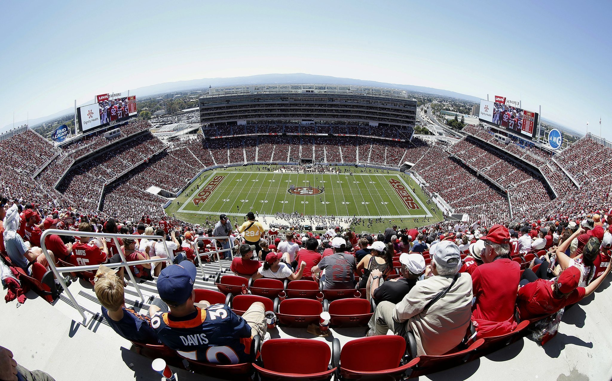 3a9e928bb9557 Chargers not sweating field status at Levi s - The San Diego Union-Tribune