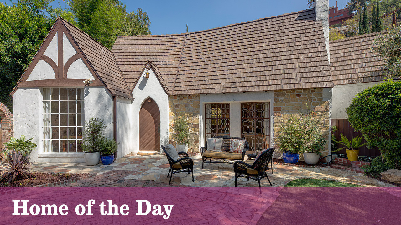 Home Of The Day Happily Ever After In The Hollywood Hills