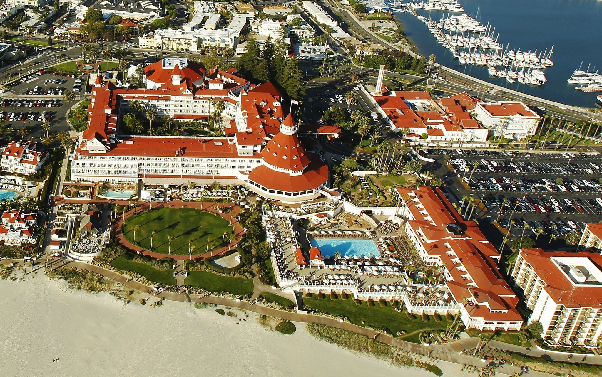 This Year S Change In Ownership At The Hotel Del Coronado Was Priciest State During First Half Of 2017