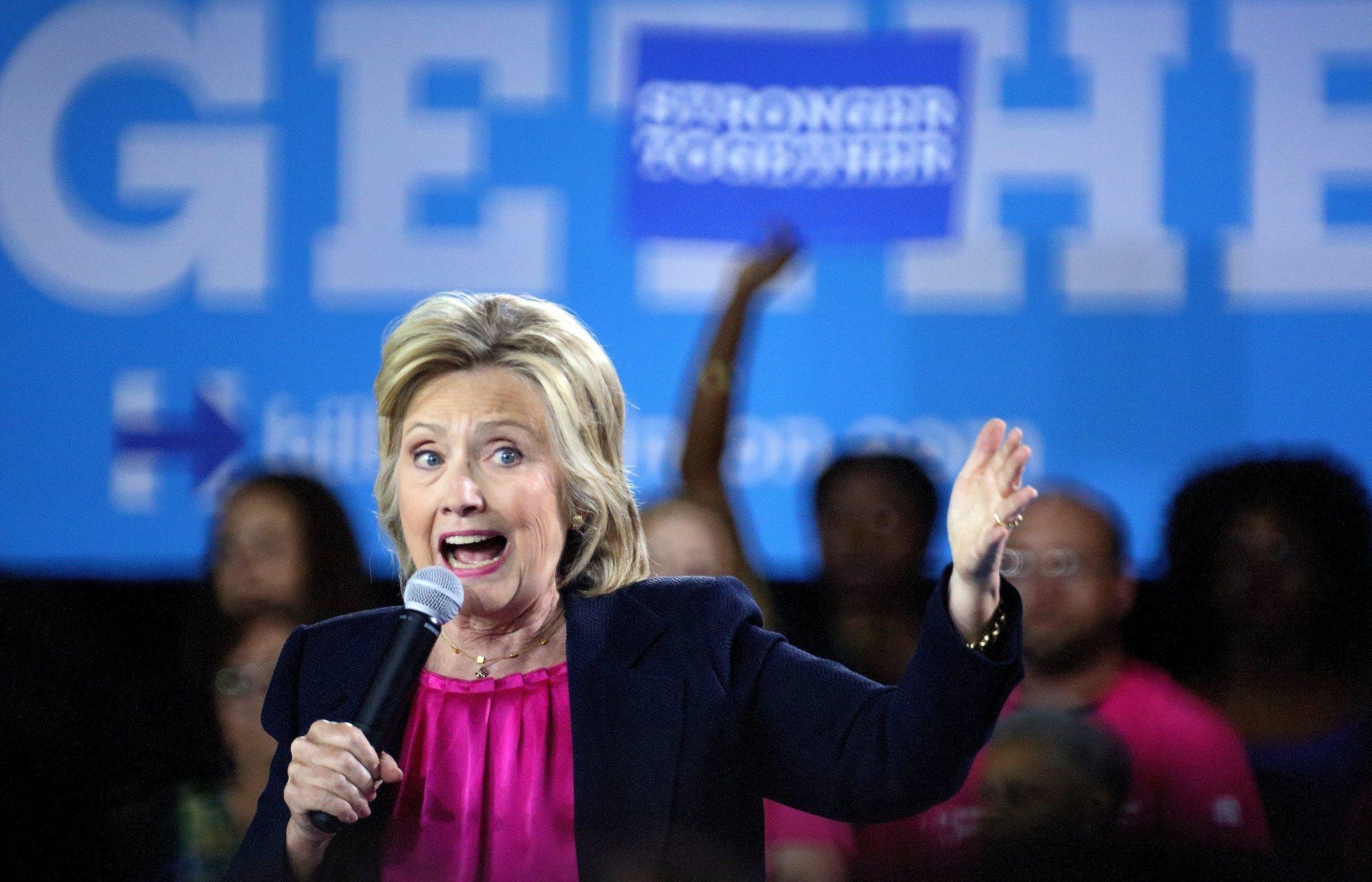 dallas morning news endorses hillary clinton backing first democrat