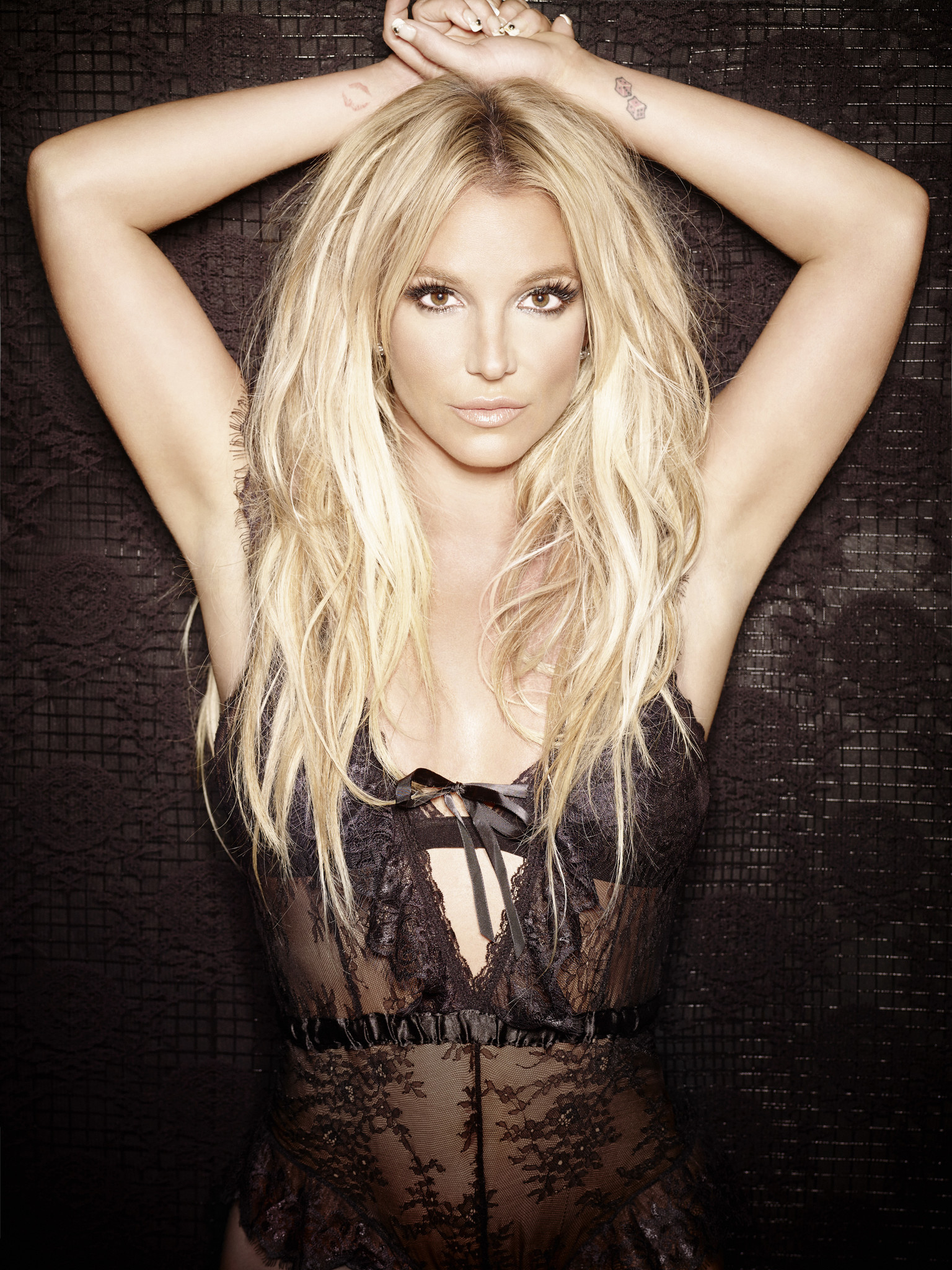 why britney spears and her team opted for tradition with the