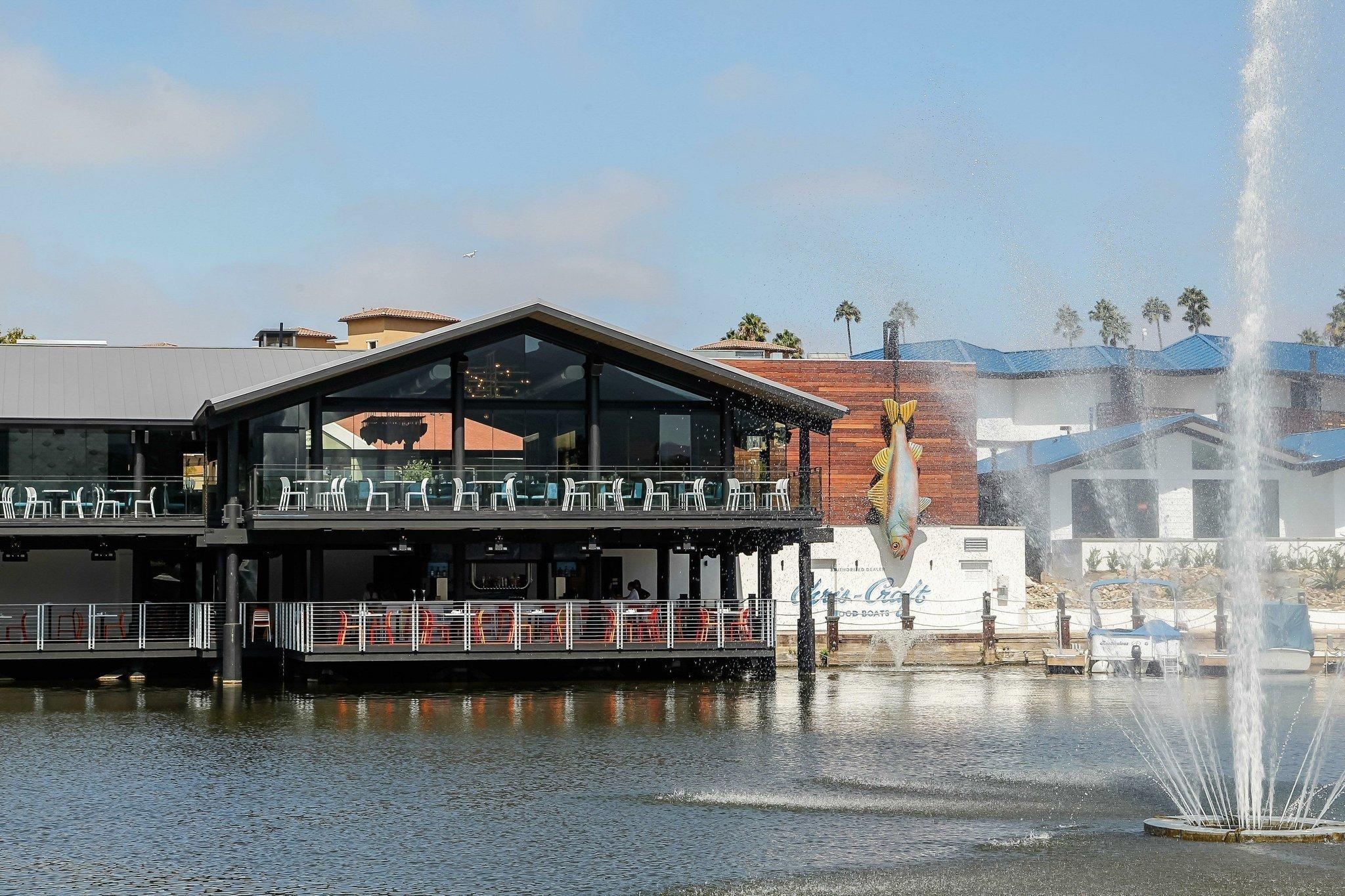 New restaurant furthers lake san marcos revamp the san diego union tribune - Quails inn restaurant san marcos ...