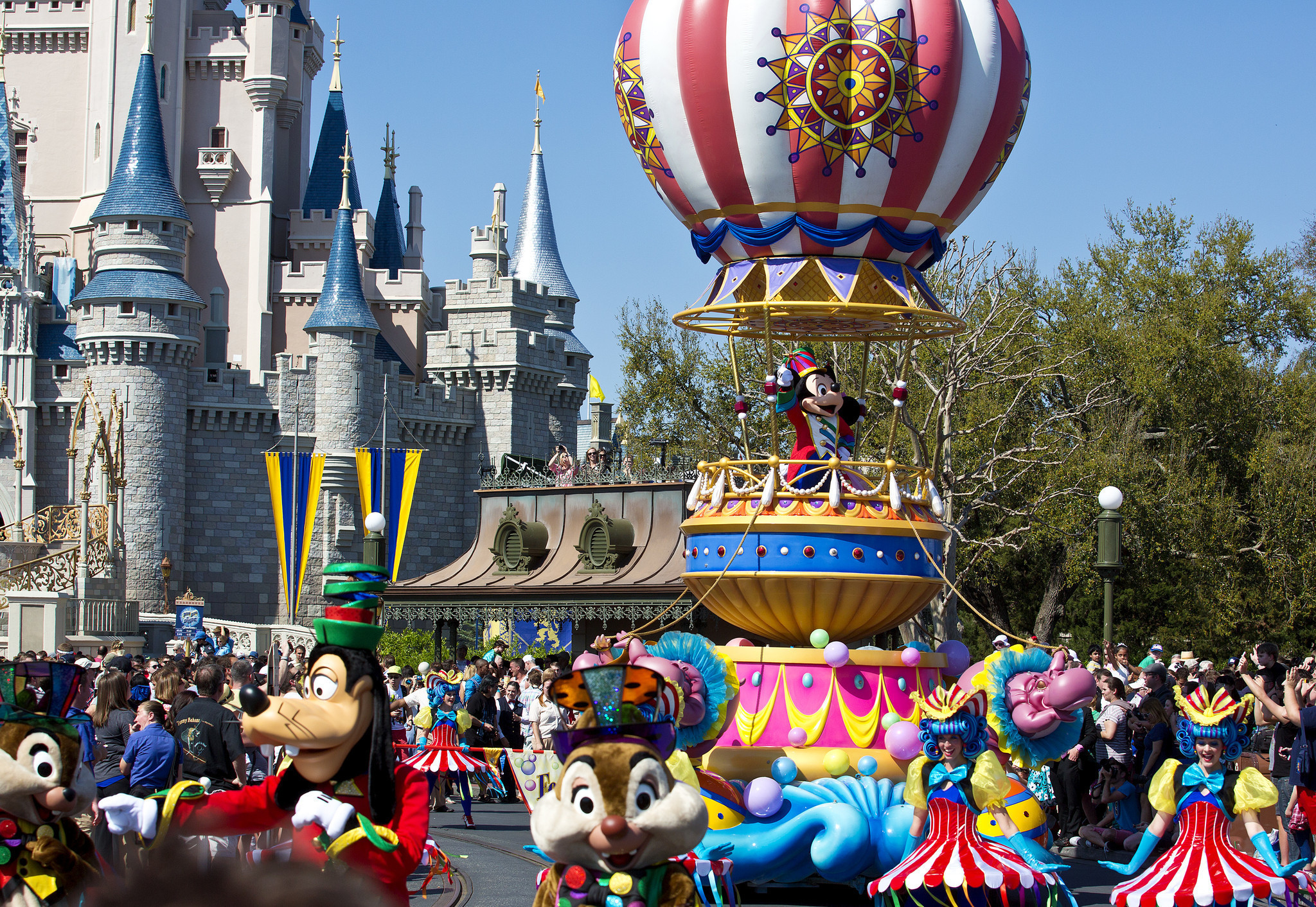 pictures disney festival of fantasy parade orlando sentinel