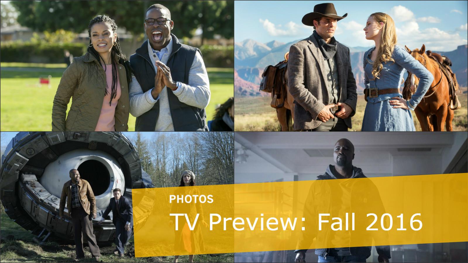 TV Preview: Fall 2016 - LA Times