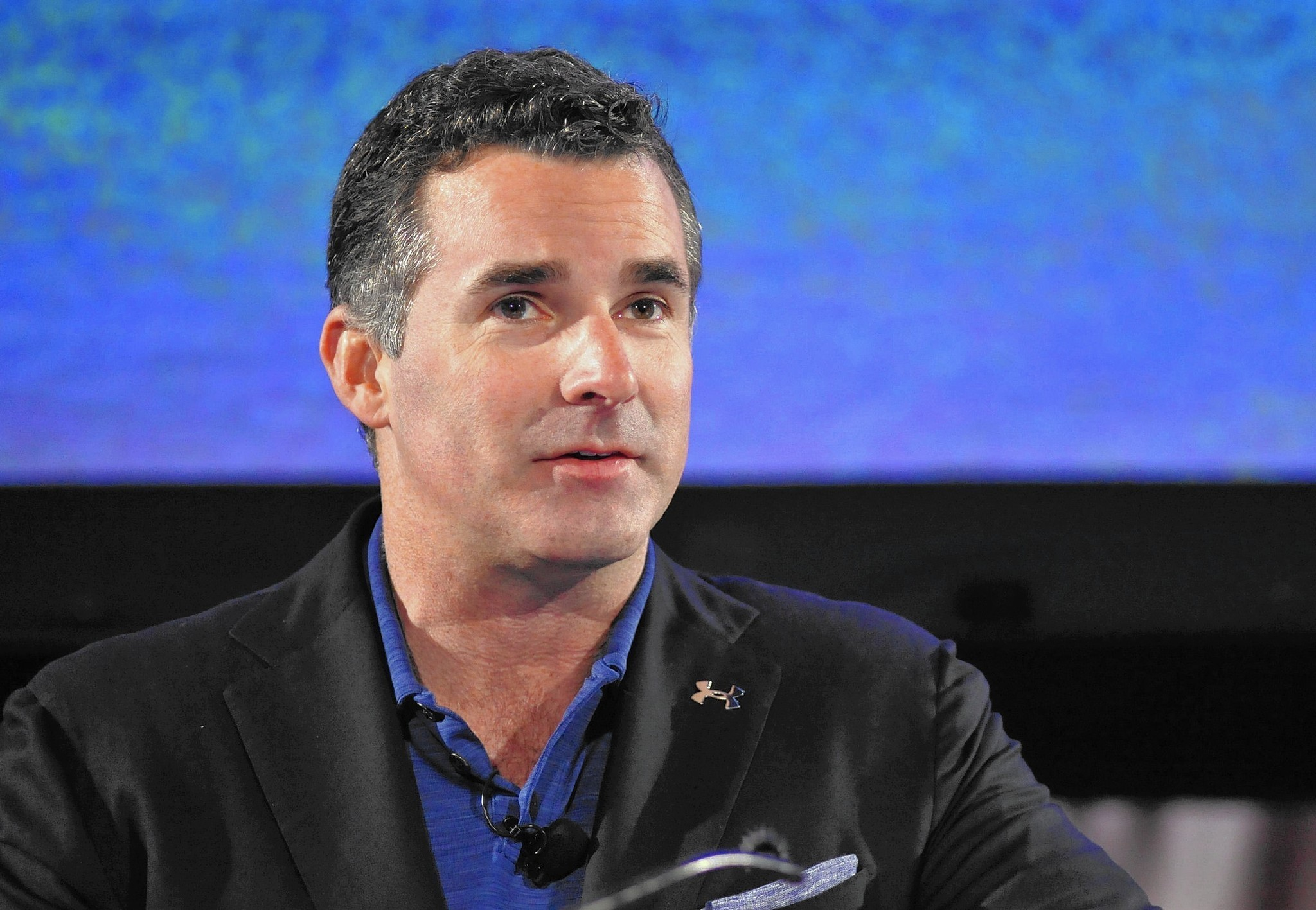Kevin Plank S Pitch Baltimore Sun