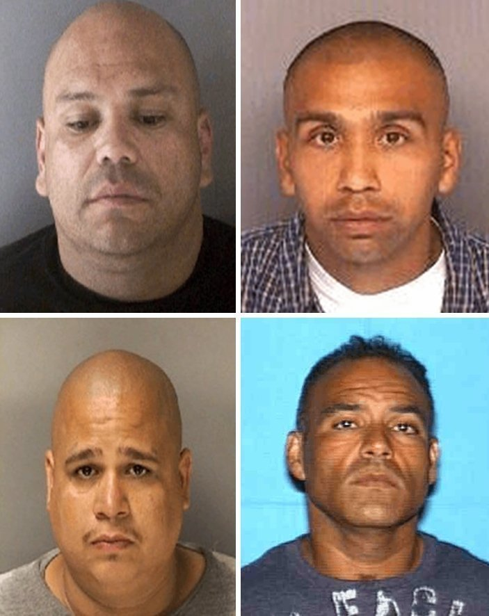 Mexican Mafia gang members arrested in San Diego - The San ...