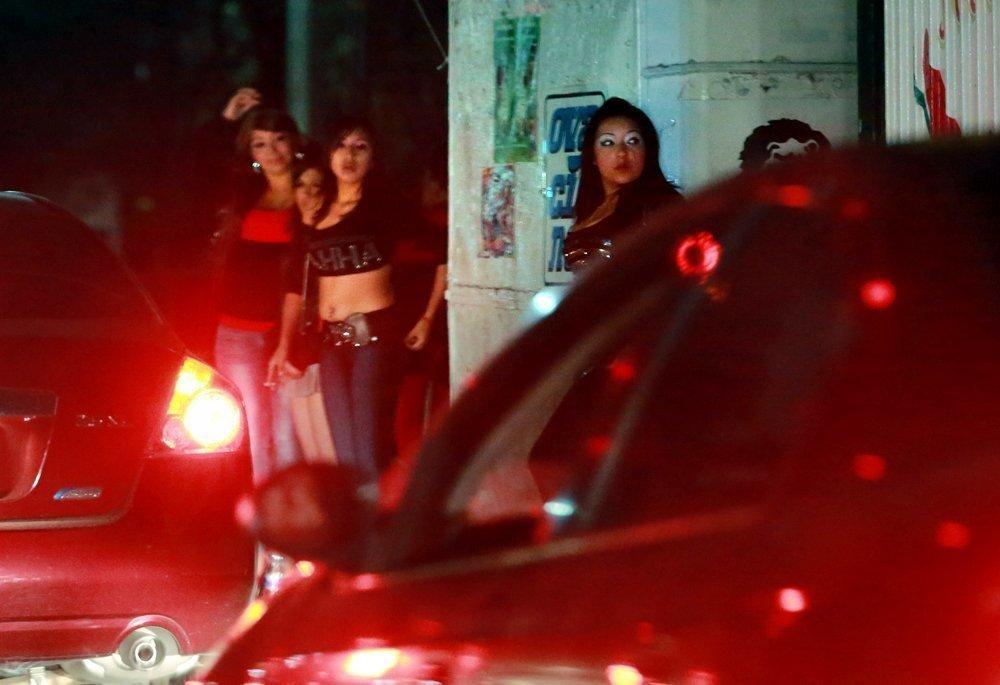 San diego street prostitute - 1 part 9