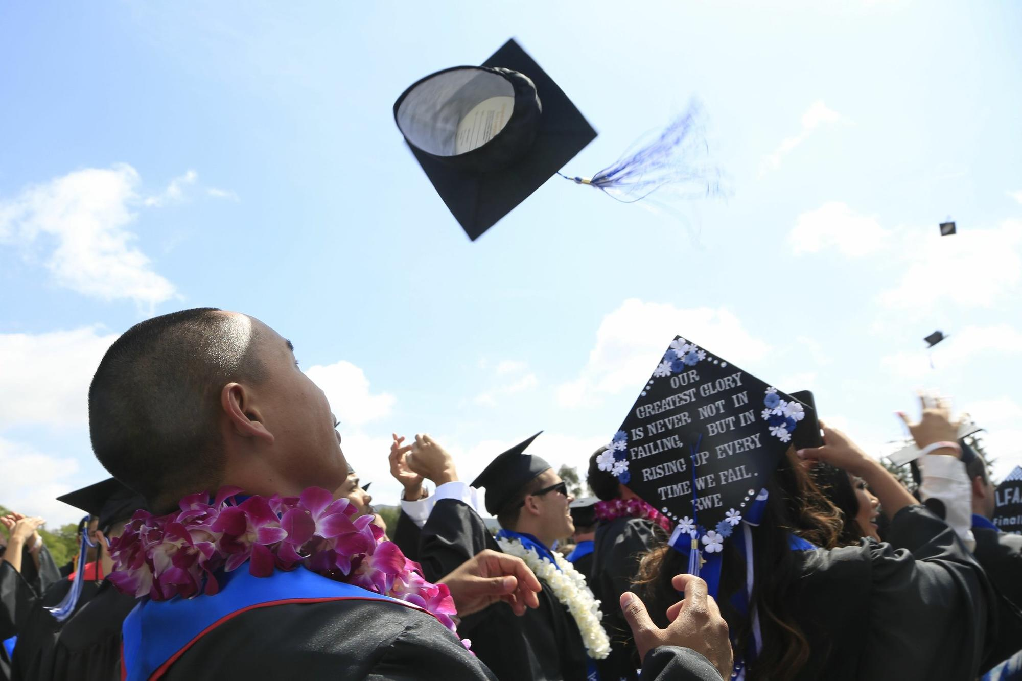 Cal State San Marcos Graduation 2015