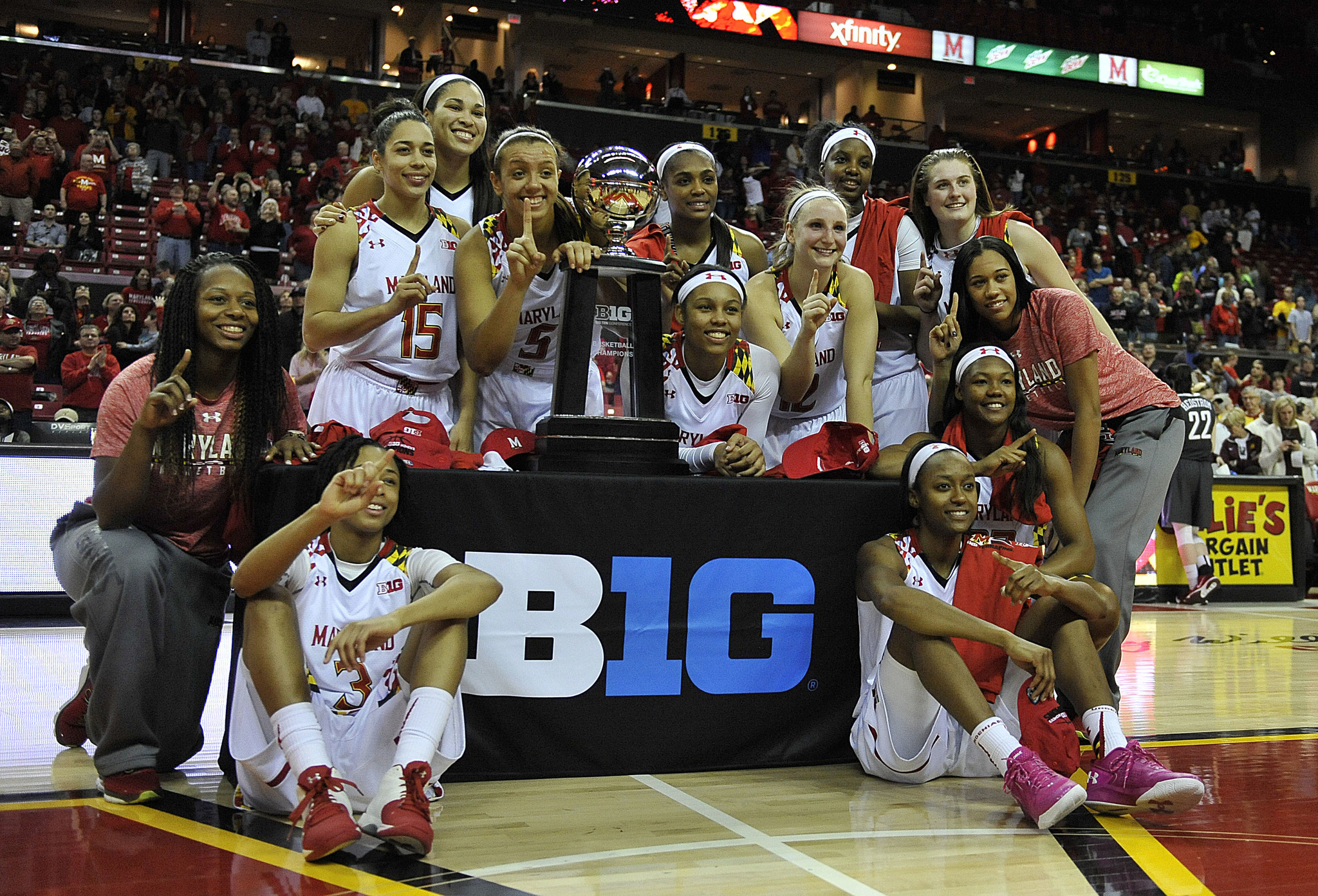 maryland women's basketball to represent u.s. in 2017 world