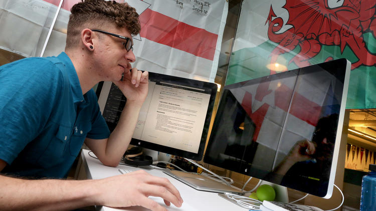 Code Platoon puts military veterans through coding boot camp