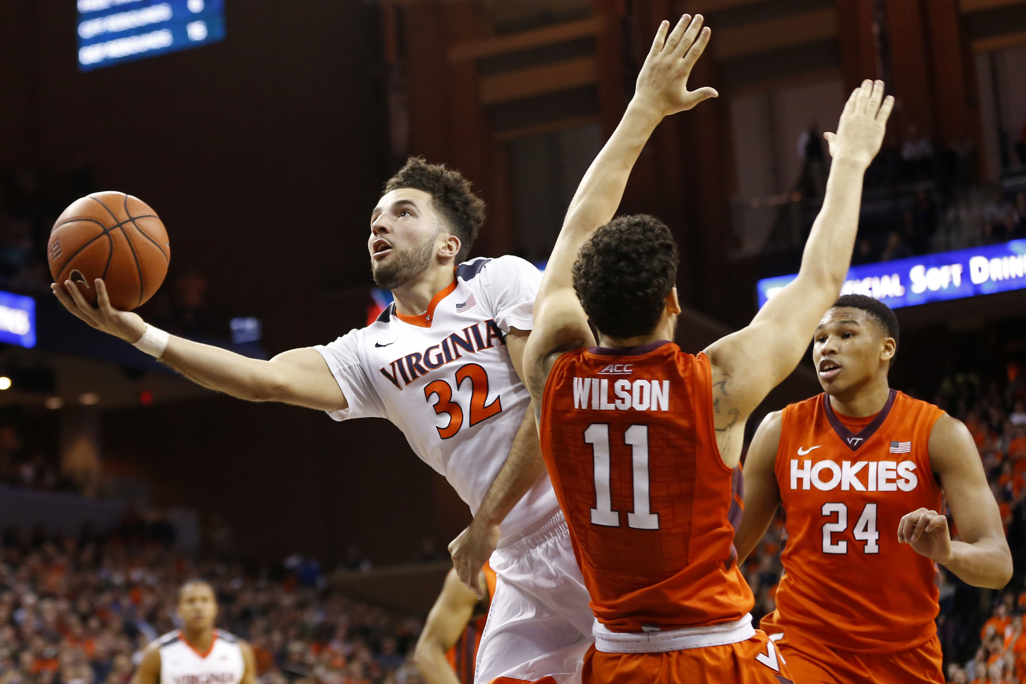 virginia and virginia tech basketball schedules for 2016-17 - daily