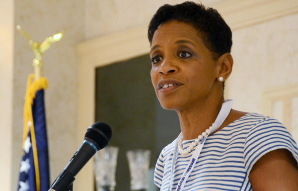 Female Trouble Podcast: Rep. Donna Edwards, Congresswoman (episode 12)