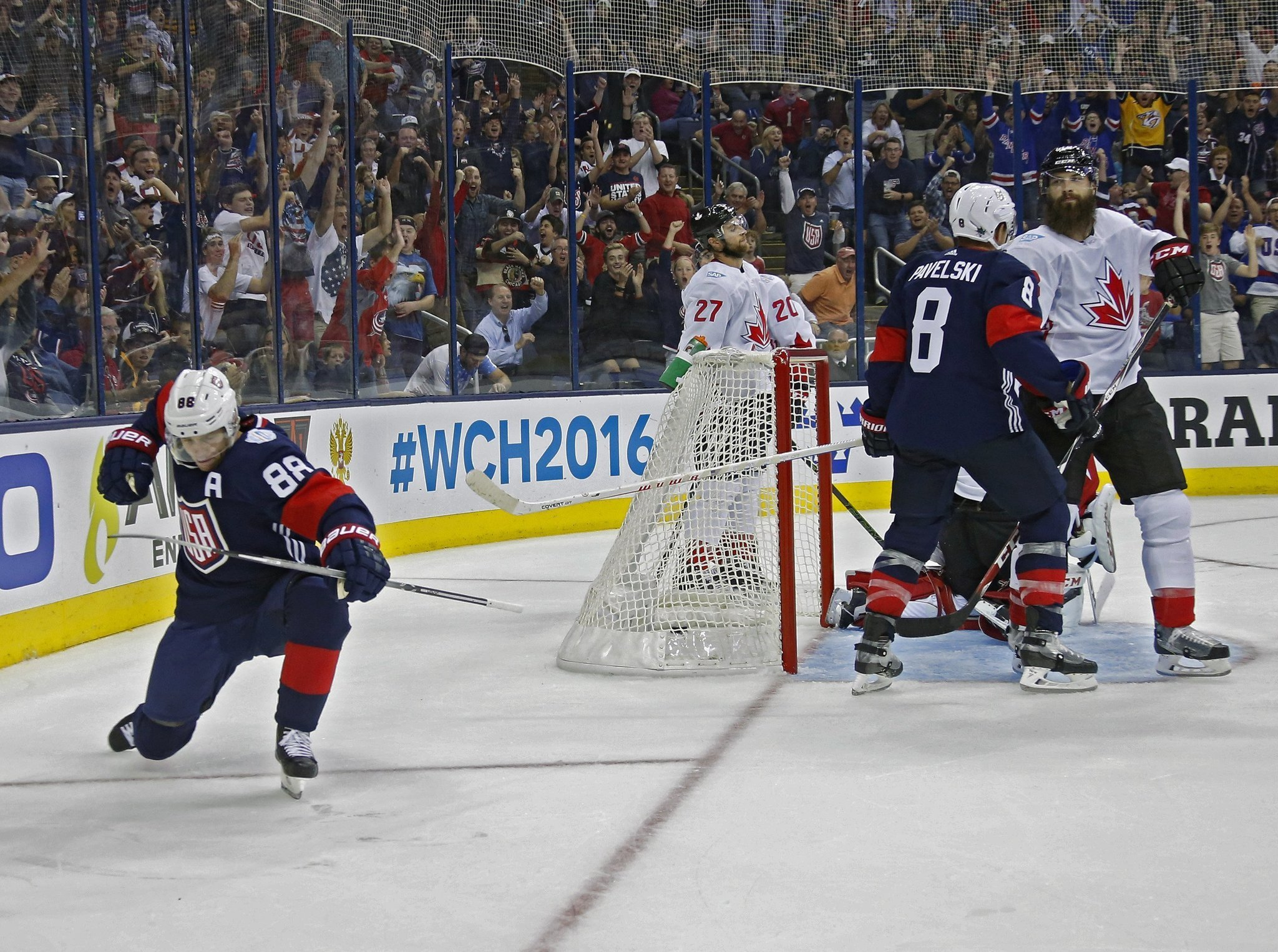 09559c3ab 10 things to know about the World Cup of Hockey. Patrick Kane ...