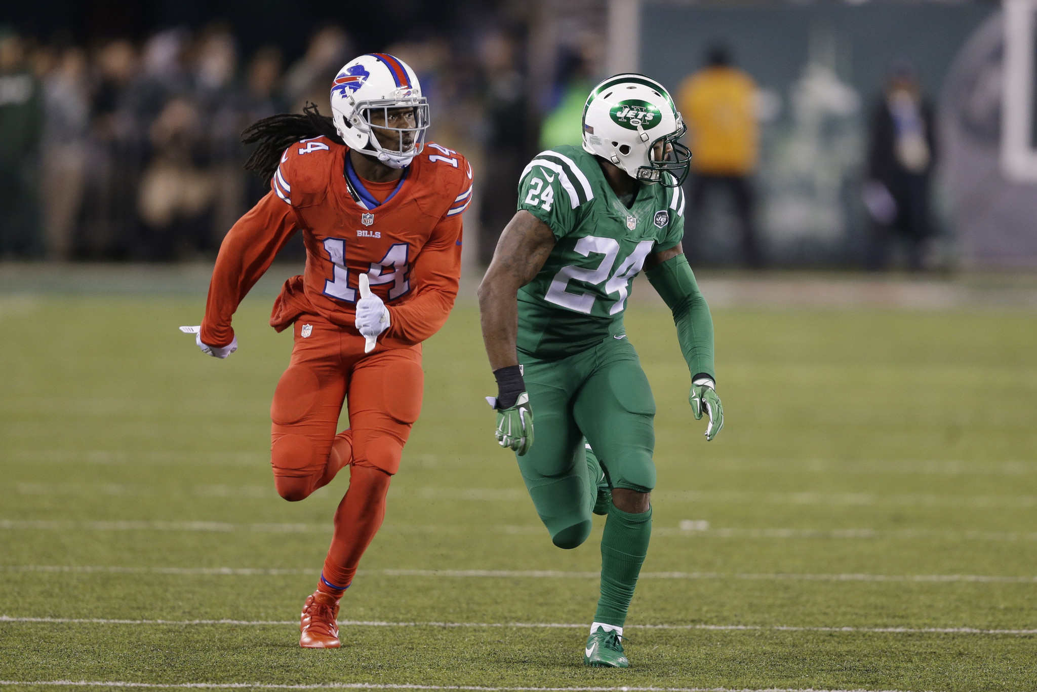 NFL's 'Color Rush' uniforms are back, and this time they're color ...