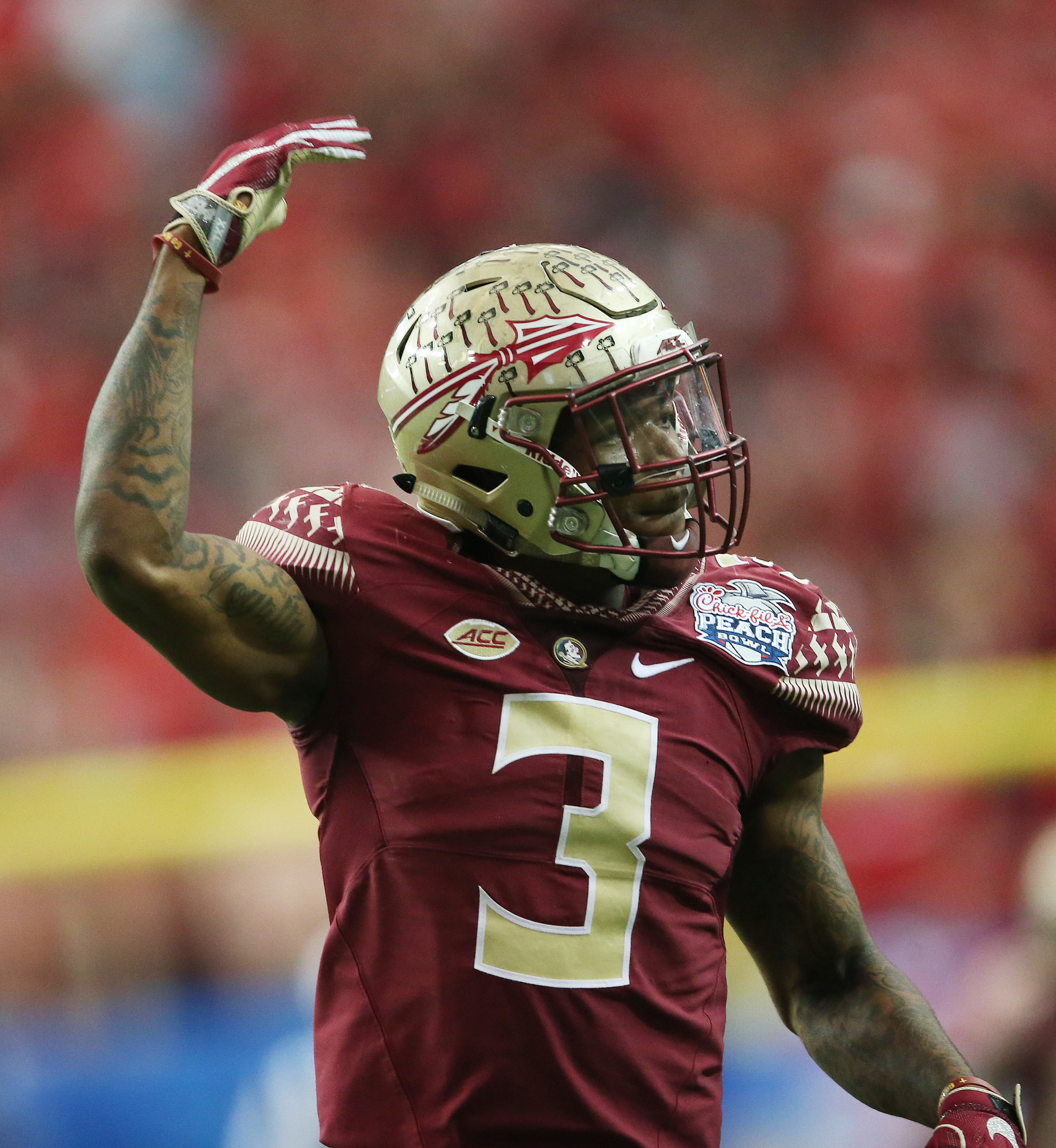 detailed look 5111d 02254 FSU's Derwin James to miss 5-7 weeks after meniscus surgery ...