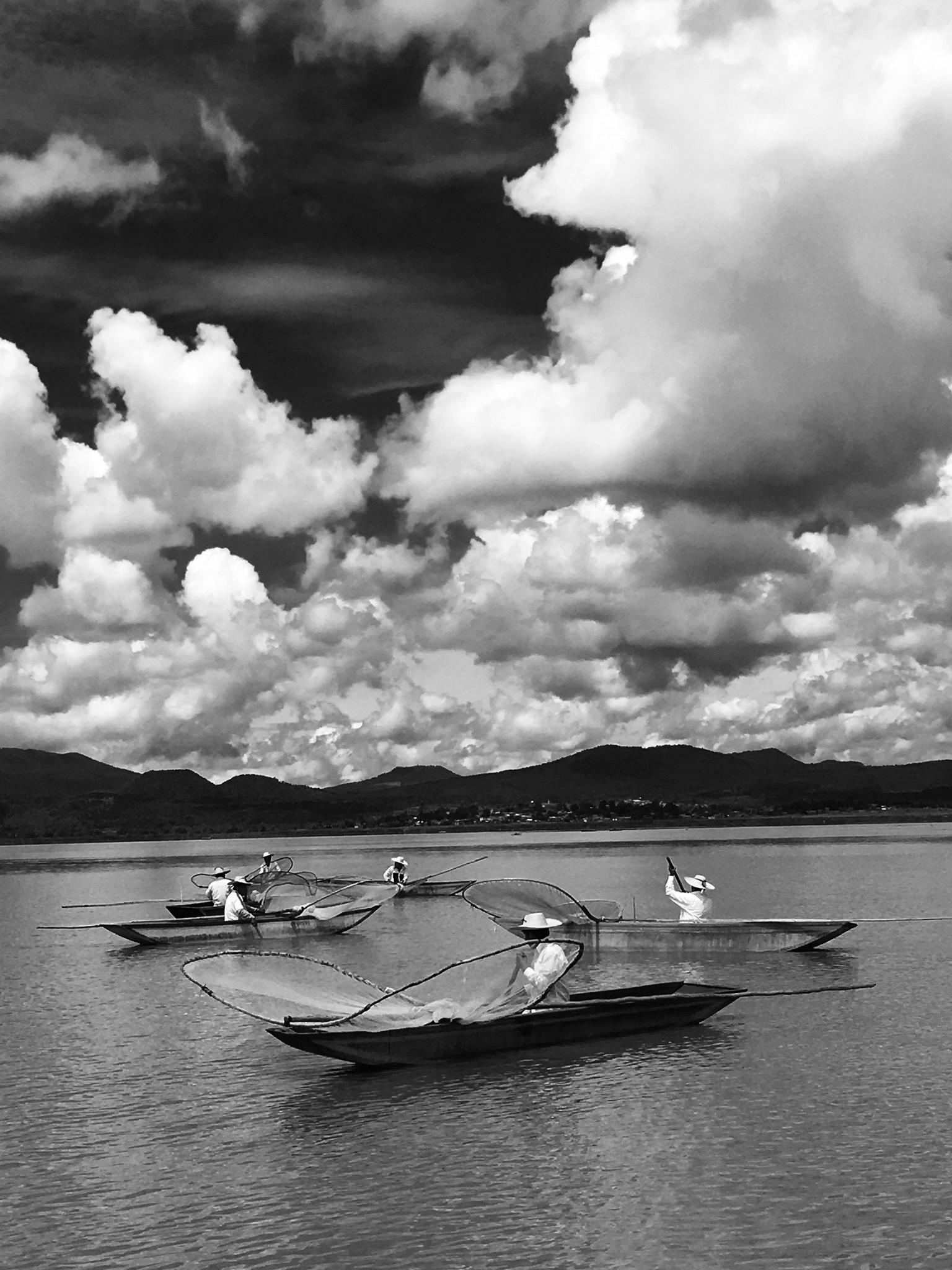 Lake Patzcuaro, Michoacan Mexico