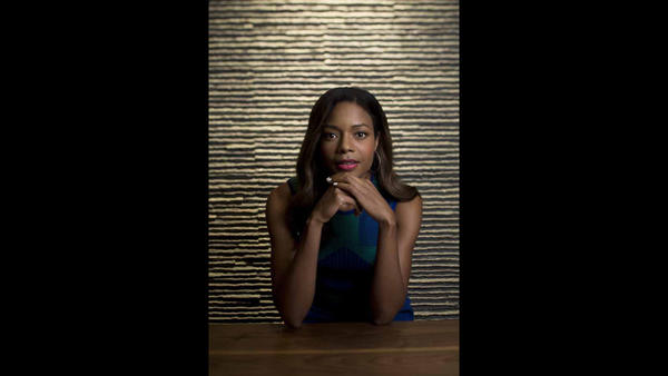 """Actress Naomie Harris, from the film """"Moonlight."""" (Jay L. Clendenin / Los Angeles Time)"""