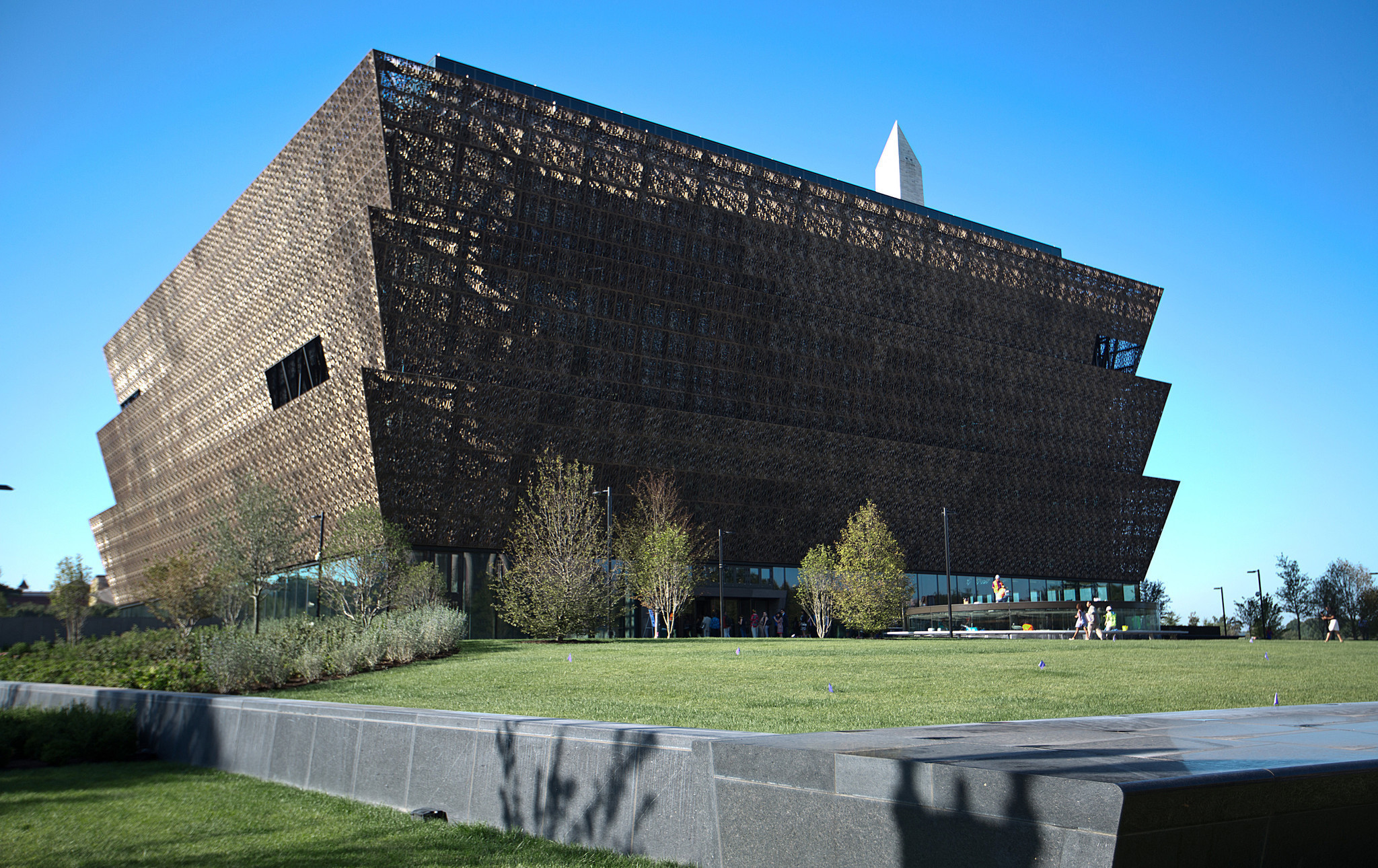National Museum of African American History and Culture in D.C. prepares for its grand opening