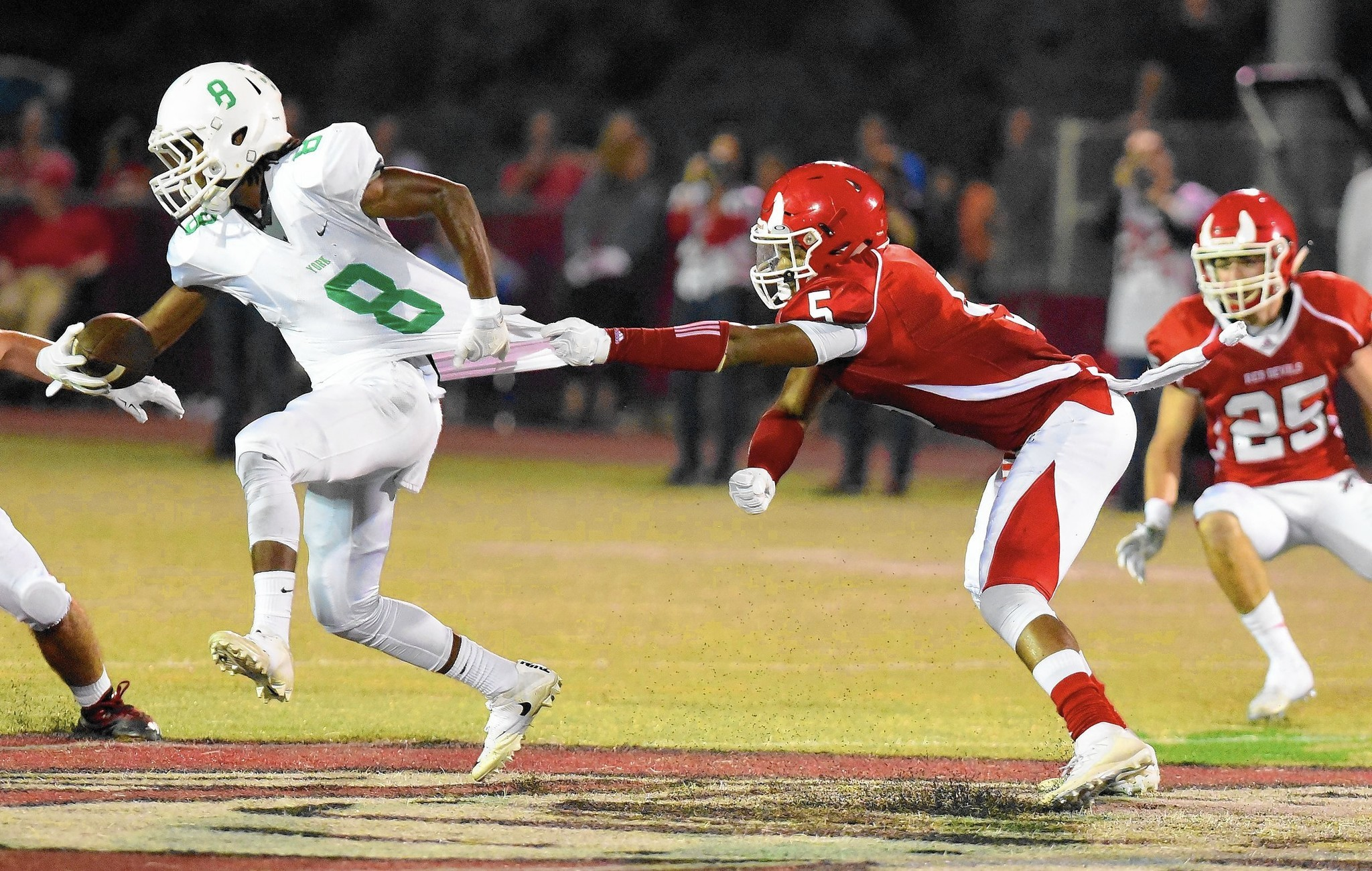 Hinsdale Central S Defense Leads To Offense In Victory Over York