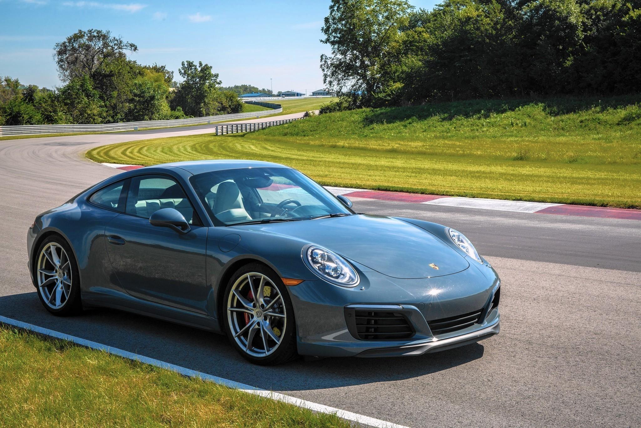 2017 porsche 911 carrera 4s in graphite blue metallic. Black Bedroom Furniture Sets. Home Design Ideas