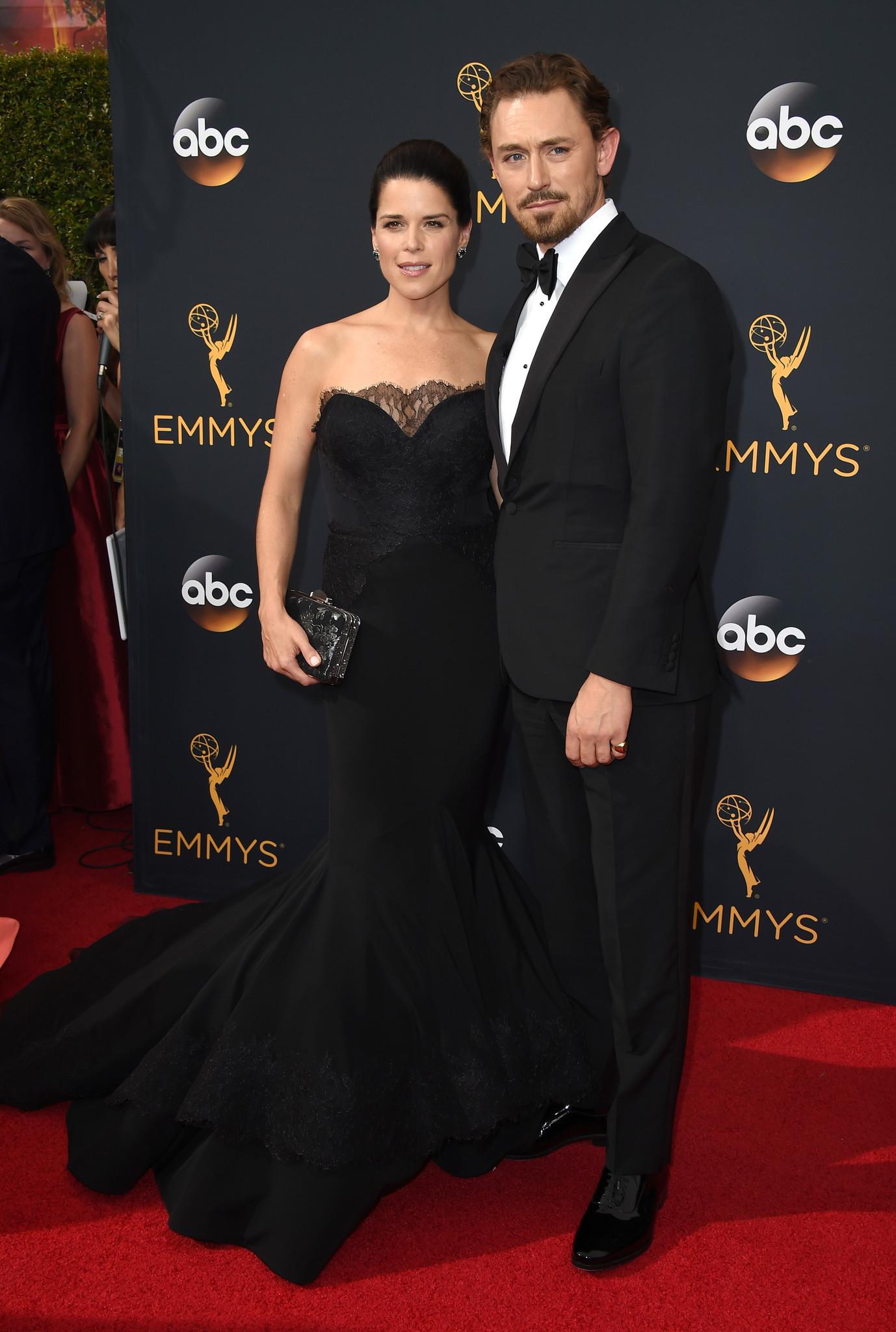 Nine Stars Wear Christian Siriano To Emmy Awards