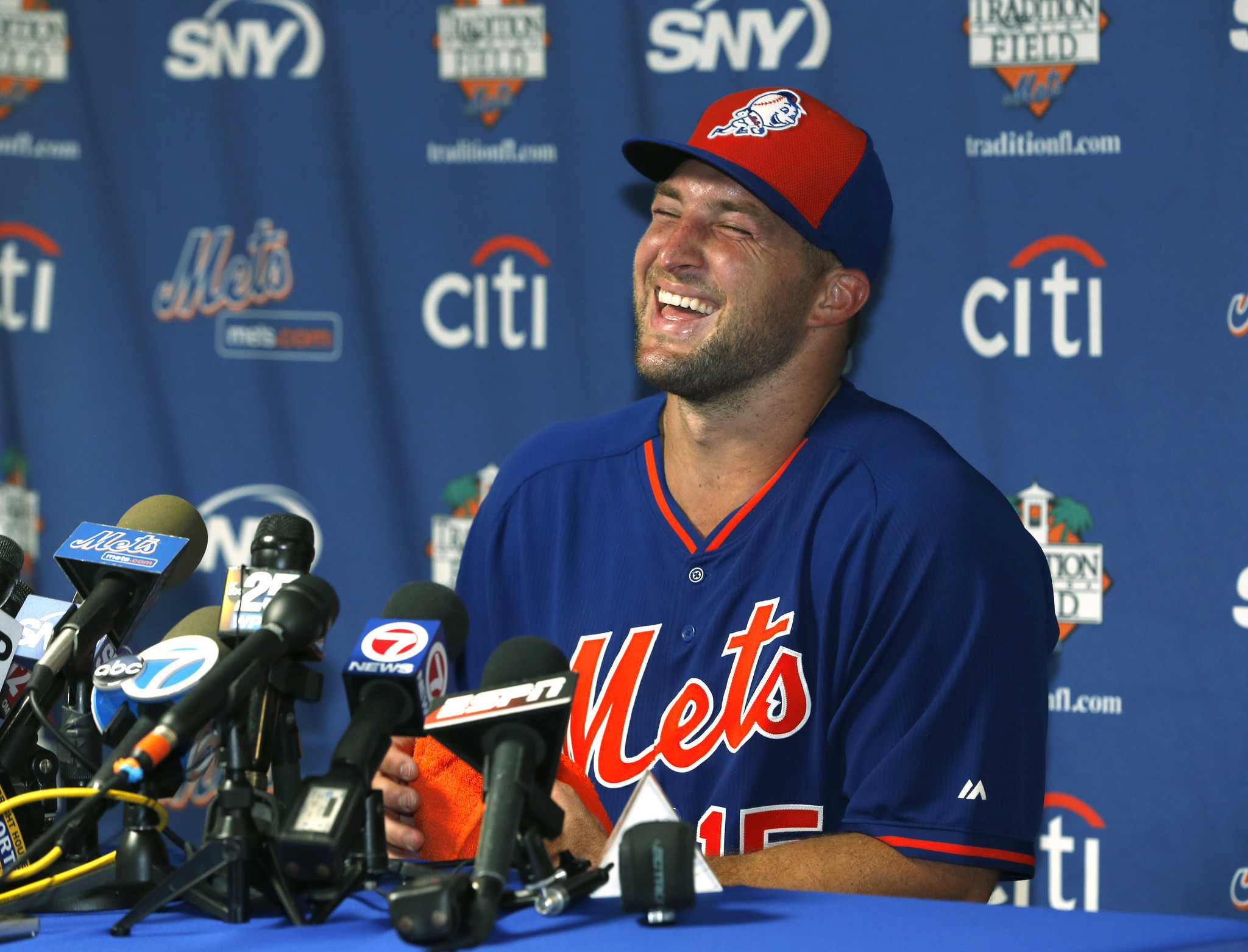 Admirable Tim Tebow Baseball Rookie Is Already A Major League Hit Short Hairstyles For Black Women Fulllsitofus