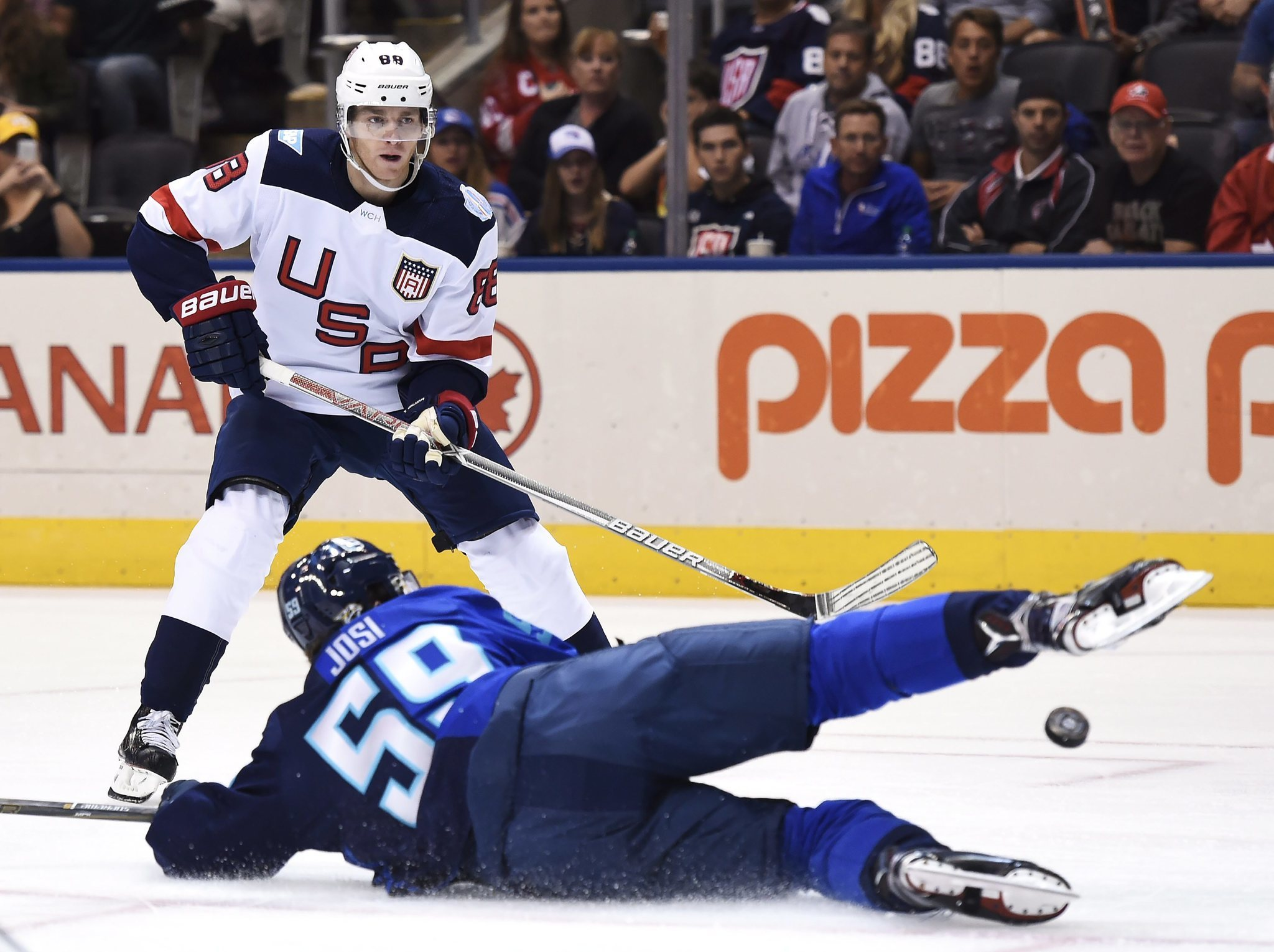 c481f70dc Team USA must defeat Canada or go home from World Cup of Hockey - Chicago  Tribune