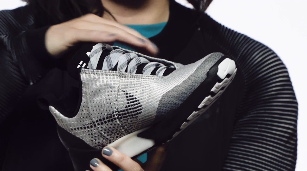 Meet the HyperAdapt, Nike's Awesome New Power Lacing Sneaker | WIRED