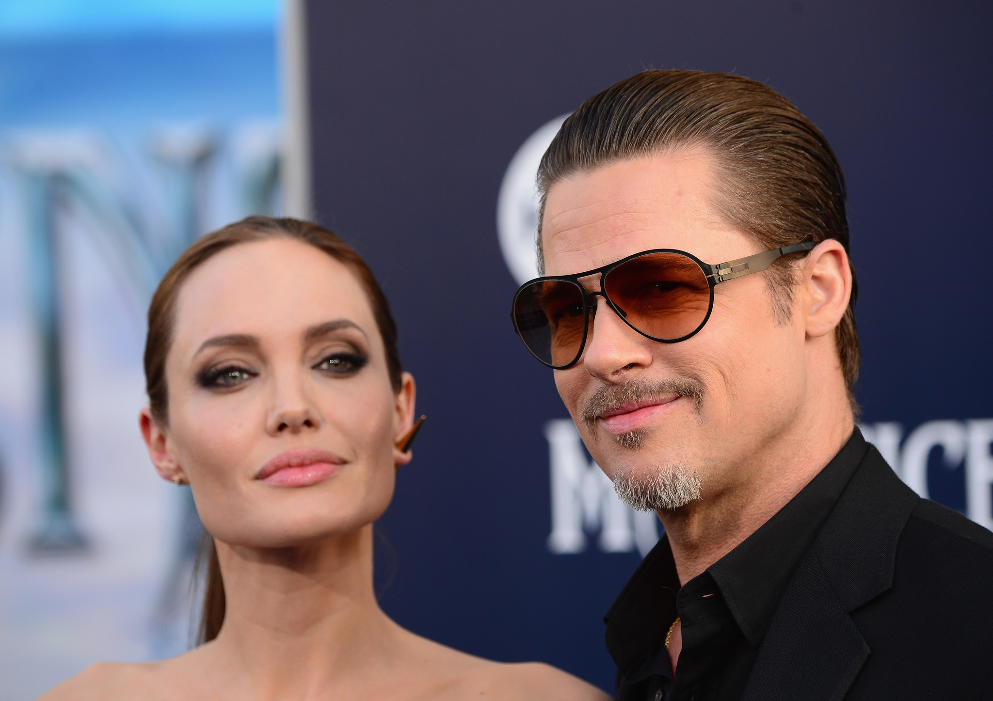 Angelina jolie tits for her divorce new images