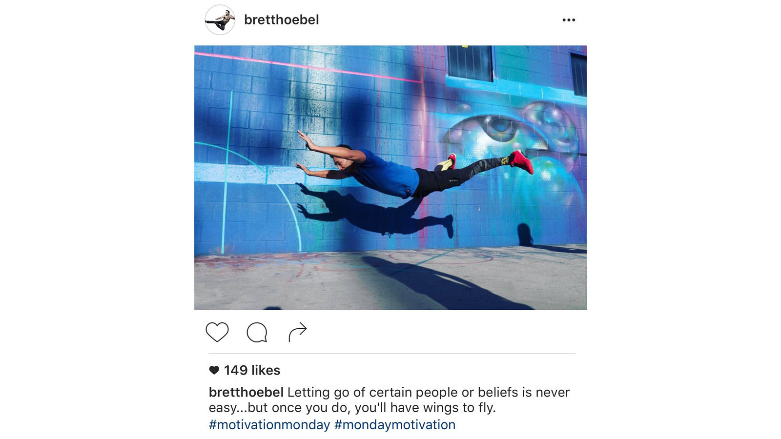 Brett Hoebel is a former trainer on NBC's