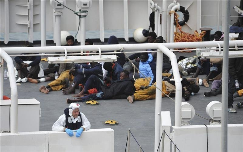A Year And A Half After Lampedusa Tragedy Repeated Eu Seeks