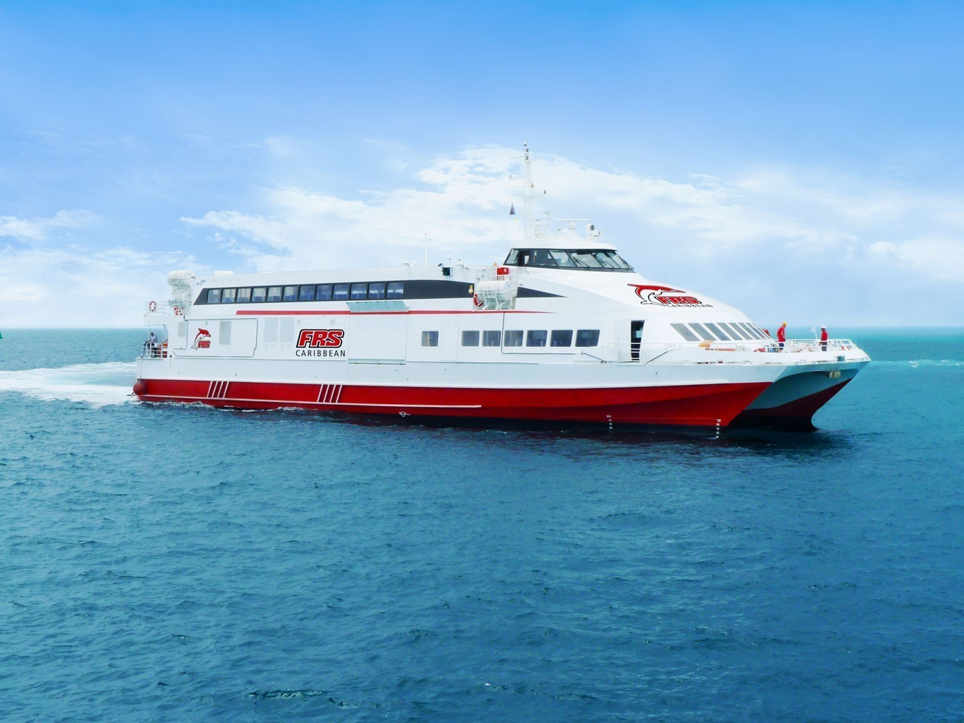 New Miami-to-Bimini ferry starts Friday - Sun Sentinel