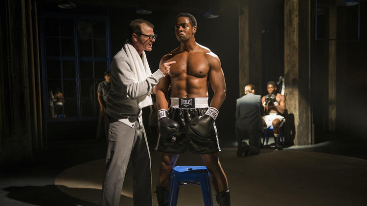 'Man in the Ring' at Court Theatre