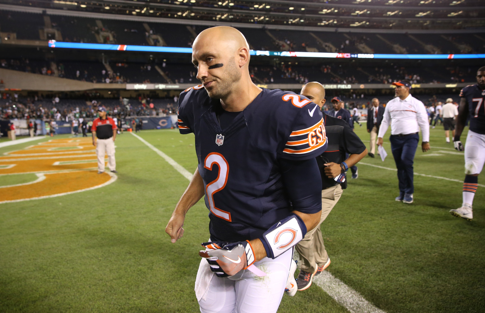 4bf152d97e9 7 things to know about Bears quarterback Brian Hoyer - RedEye Chicago