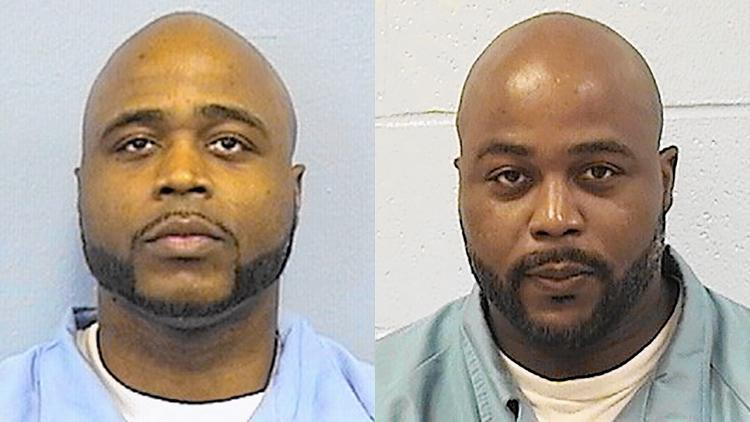 Twin brothers in prison