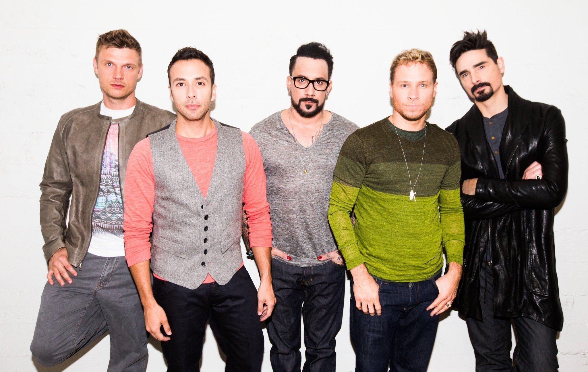 Backstreet Boys To Test Las Vegas Residency In 2017 La Times