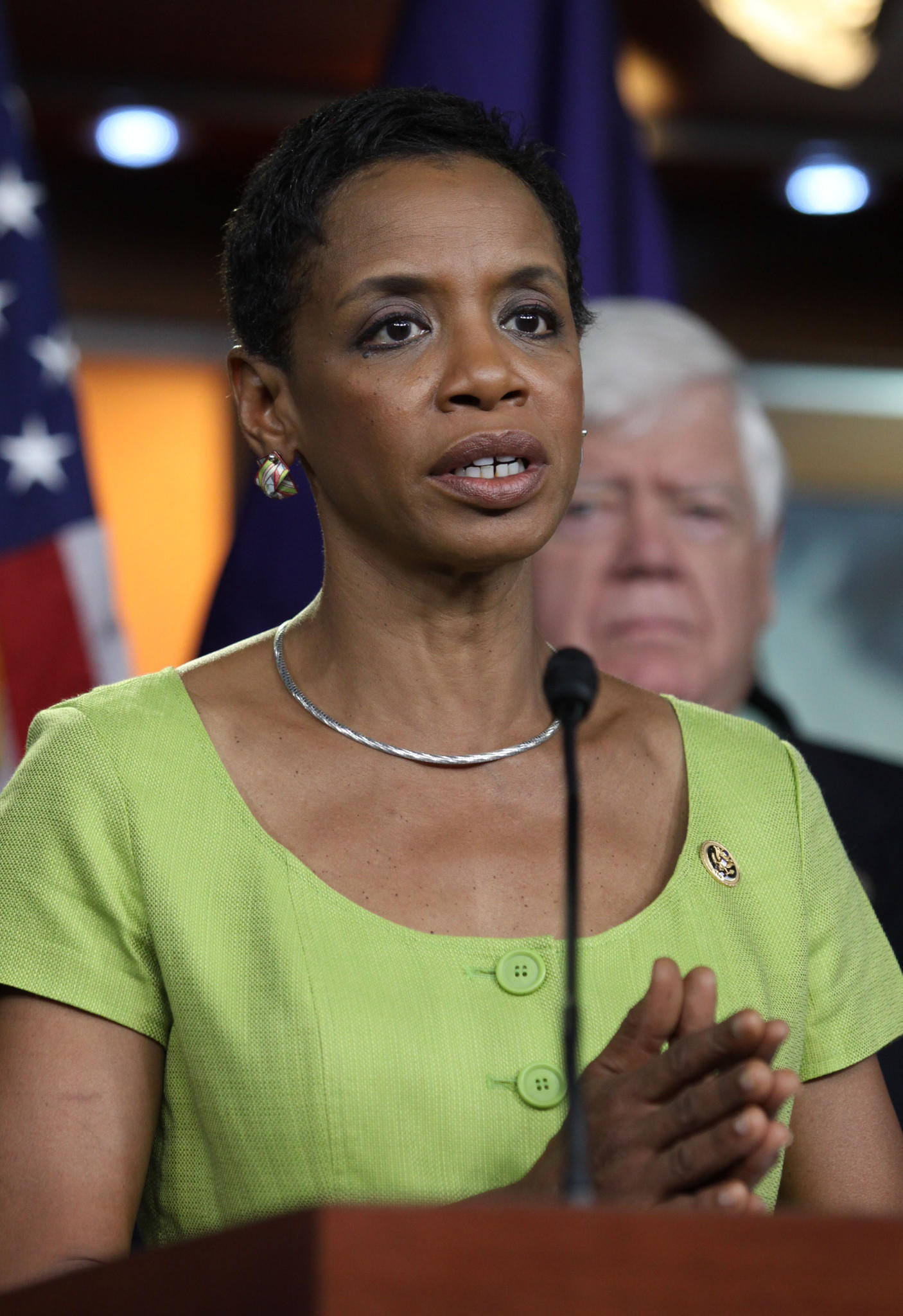 Tweets From Rep. Donna Edwards Often Deleted